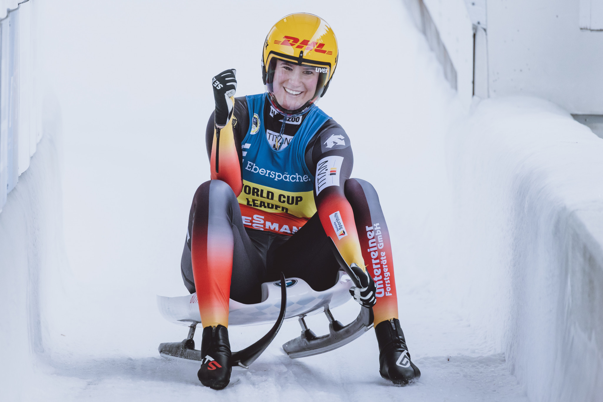Geisenberger aiming for fifth title at Luge World Championships in Königssee