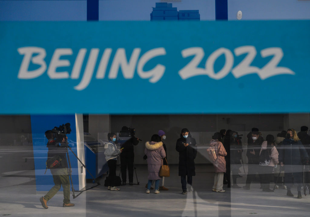 Beijing 2022 tracking Tokyo 2020 COVID-19 measures as one-year-to-go marker nears