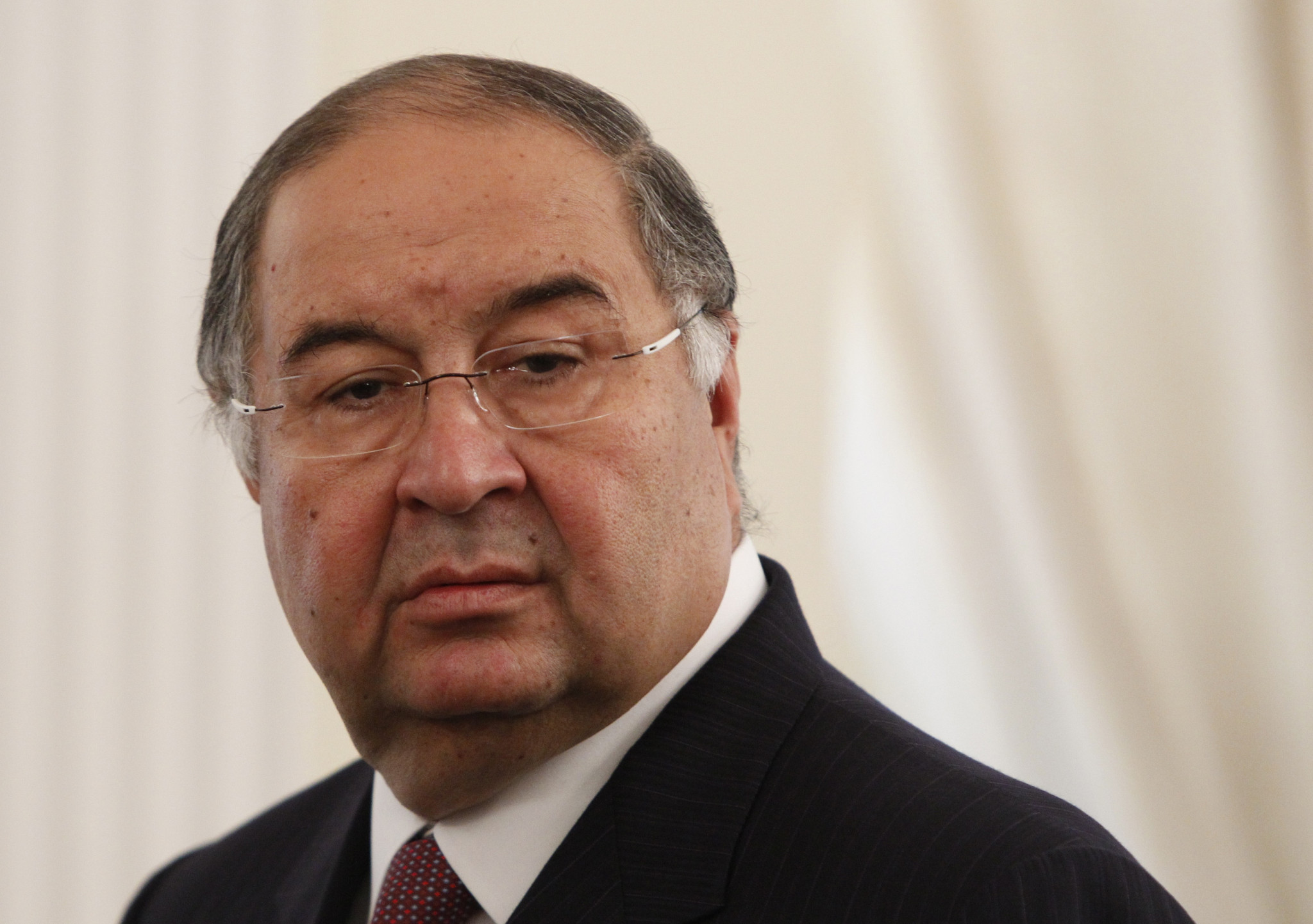FIE President Alisher Usmanov could be sanctioned by the UK Government ©Getty Images