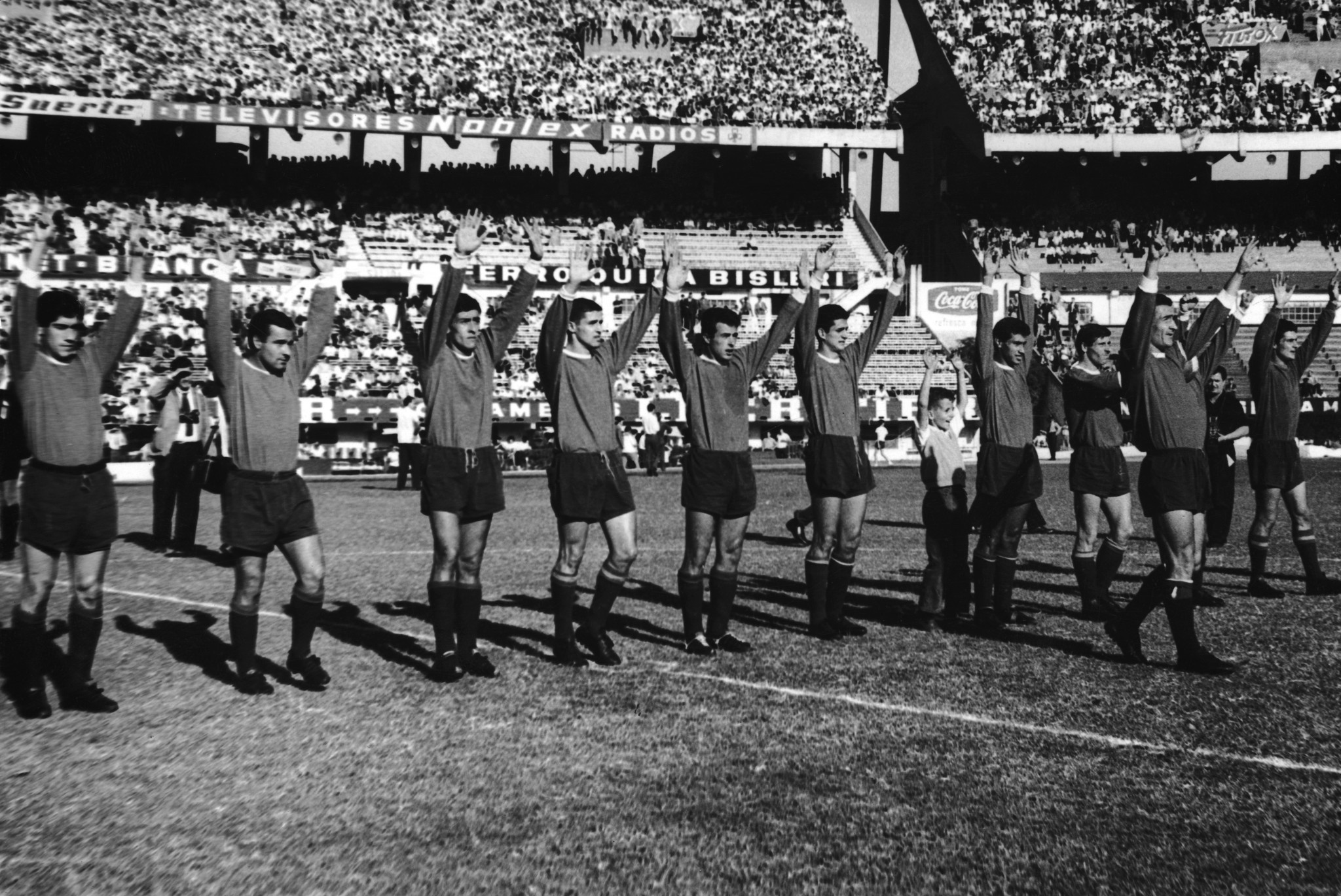 Independiente, champions in 1965, have won the Copa Libertadores a record seven times ©Getty Images