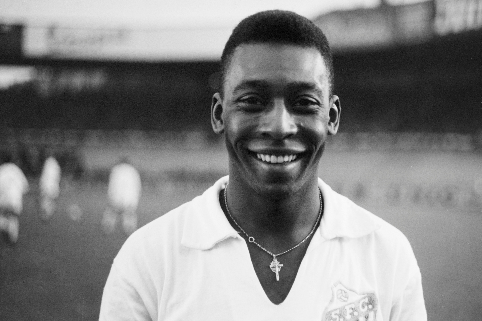Santos is famously the club of Pelé, considered by many to be the best footballer of all time ©Getty Images