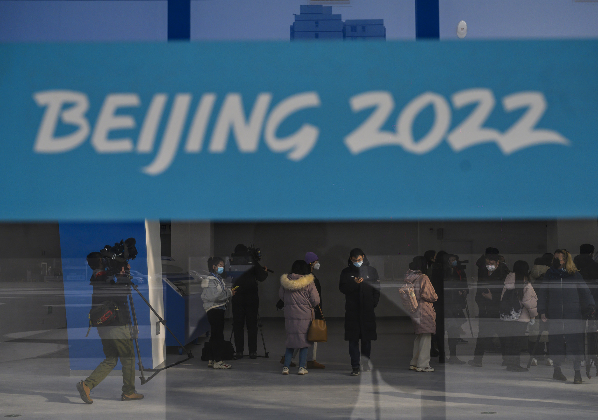 """Thomas Bach has described the readiness of Beijing 2022 with just over a year to go as """"almost a miracle"""" ©Getty Images"""