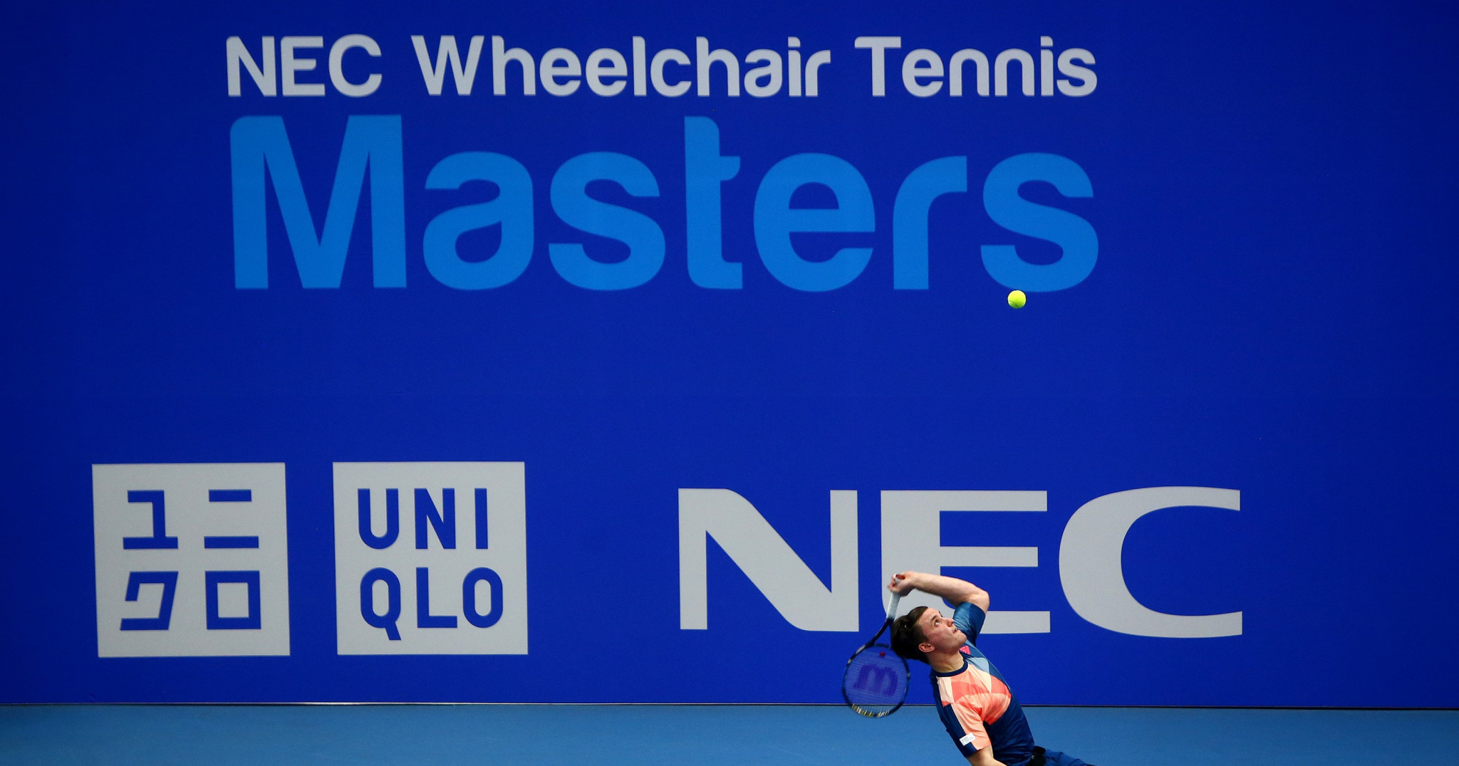 NEC Wheelchair Singles Masters is the UNIQLO Wheelchair Tennis Tour's flagship tournament ©Getty Images