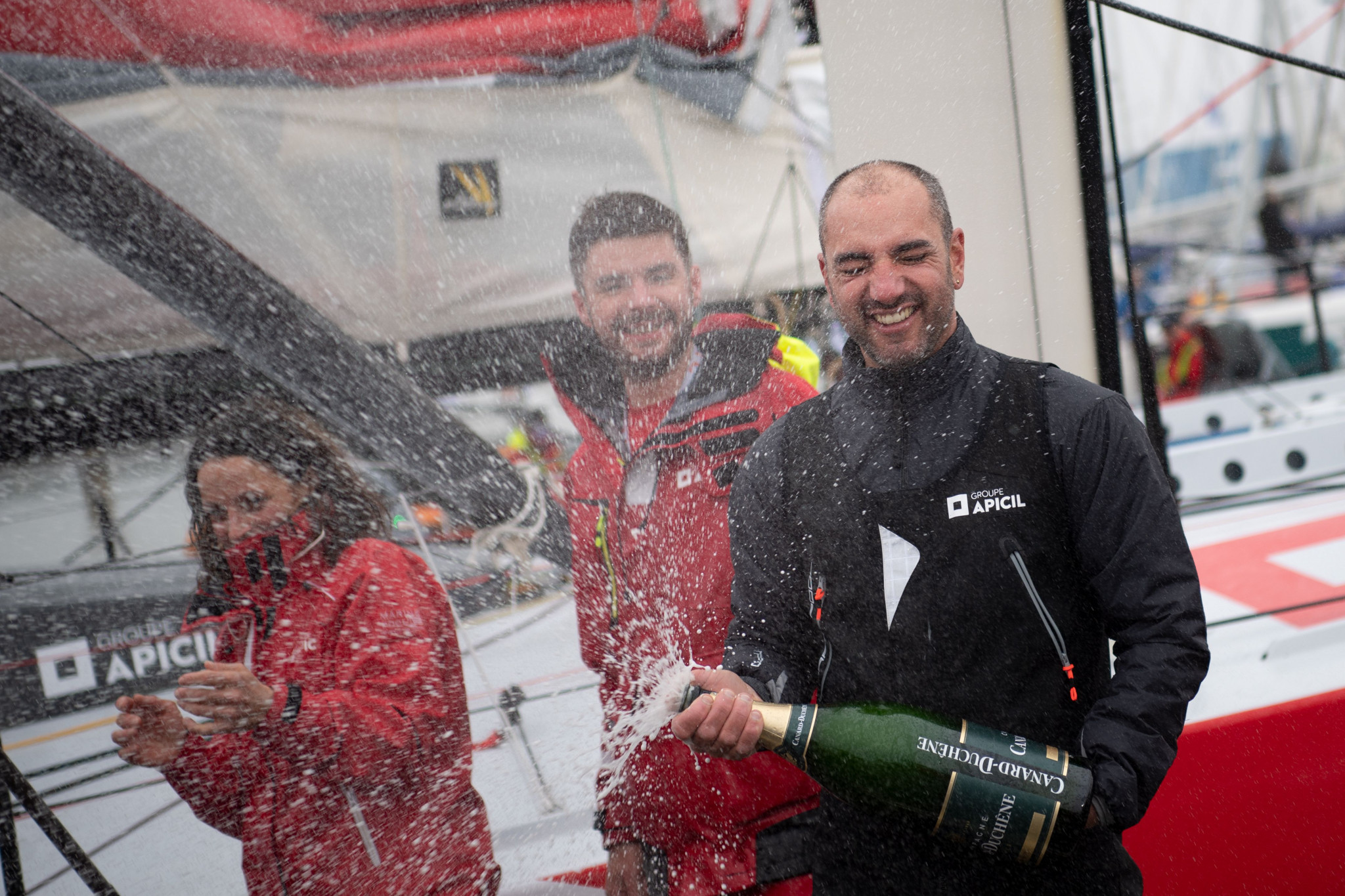 Seguin becomes first Para-sailor to complete Vendée Globe