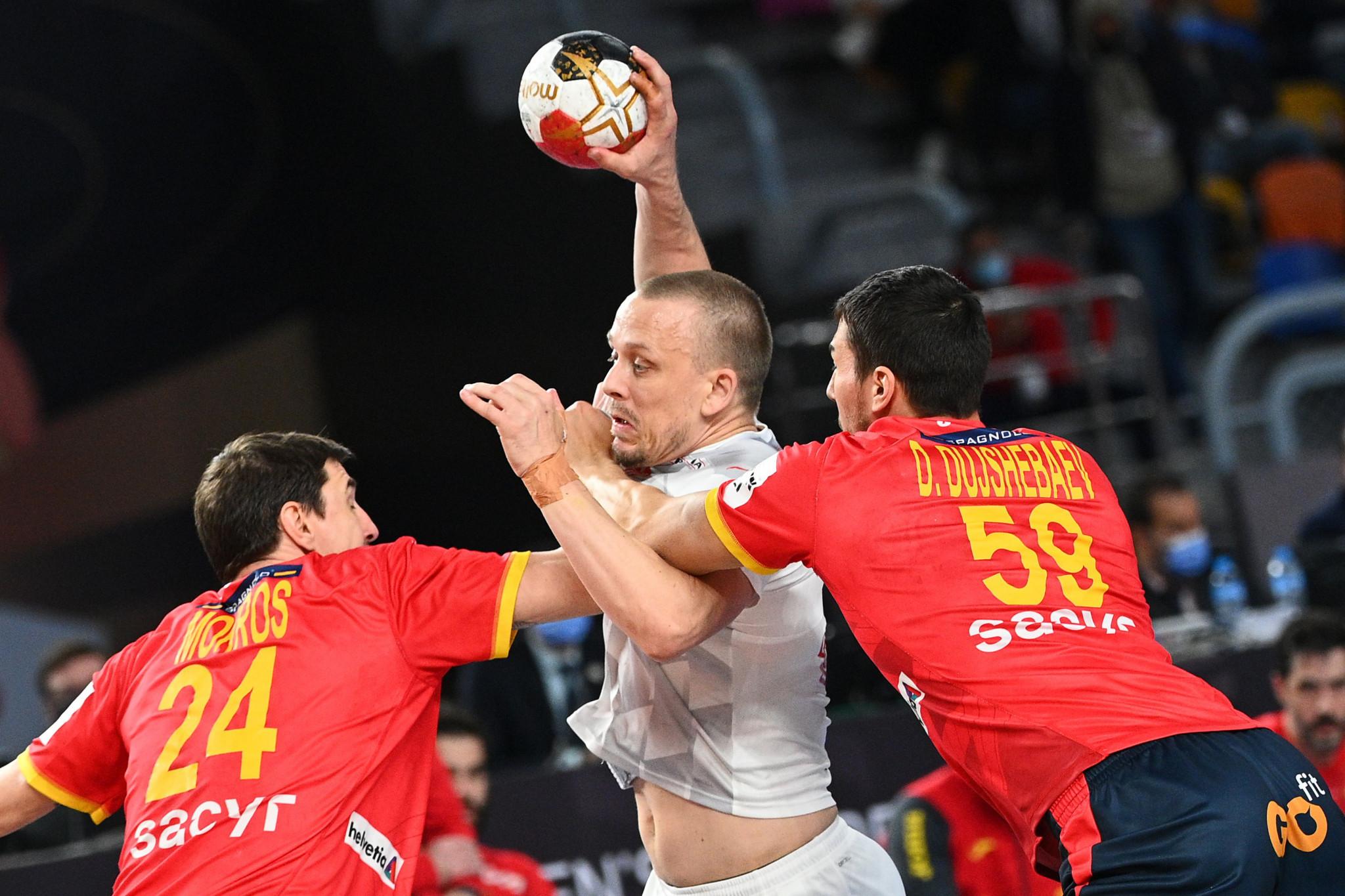 Defending champions Denmark to face Sweden in IHF World Men's Handball Championship final