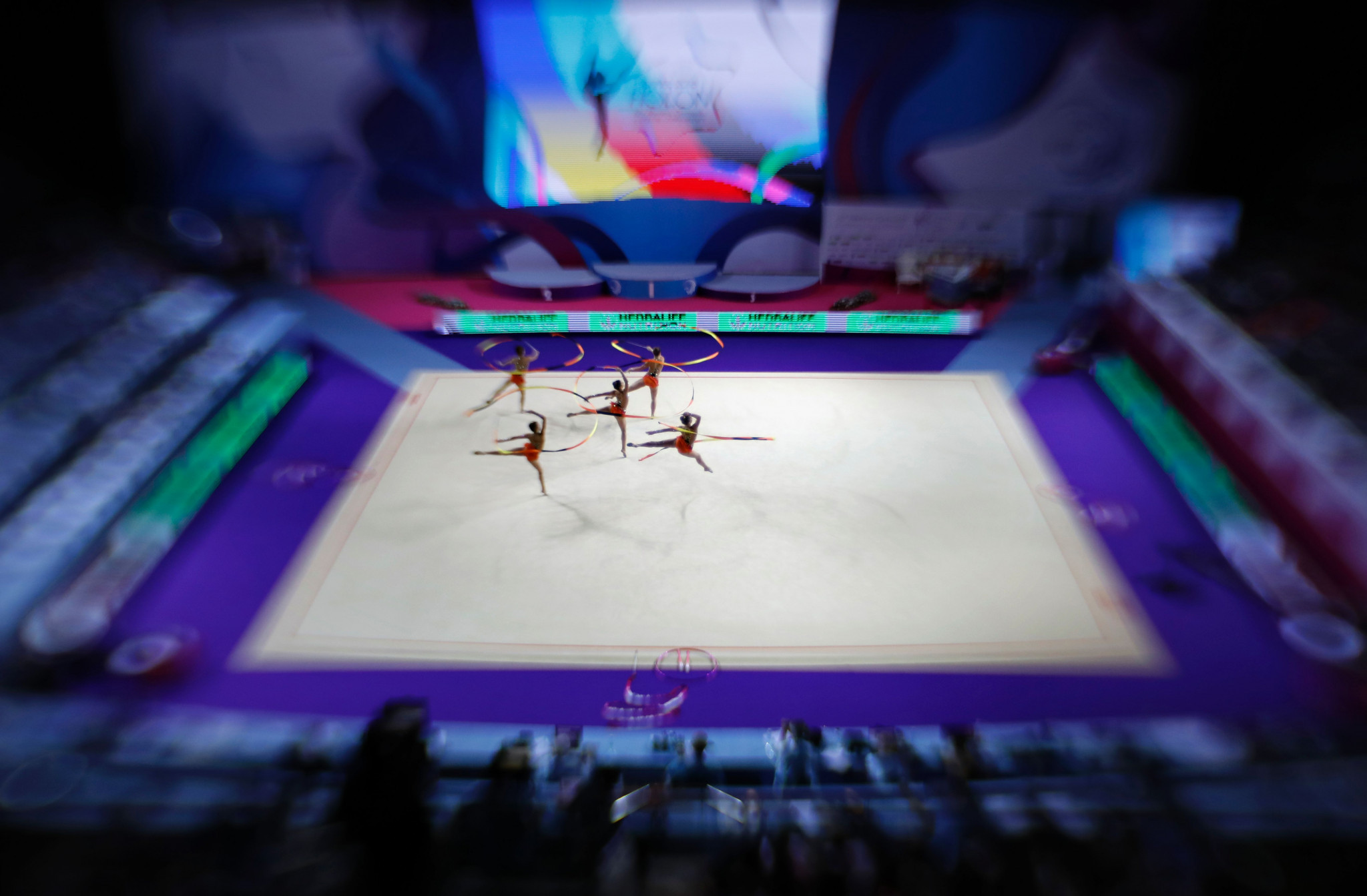 The independent investigation was launched last year following allegations by former gymnasts ©Getty Images