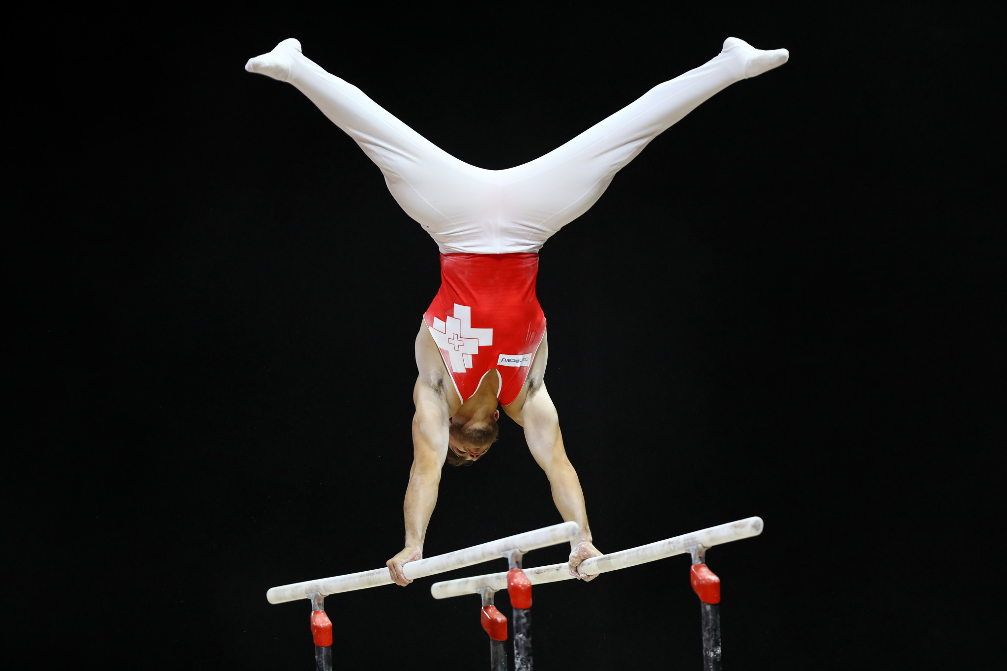 The report into the Swiss Gymnastics Federation only covered rhythmic gymnastics, with an external investigation ongoing amid allegations in artistic gymnastics ©Getty Images