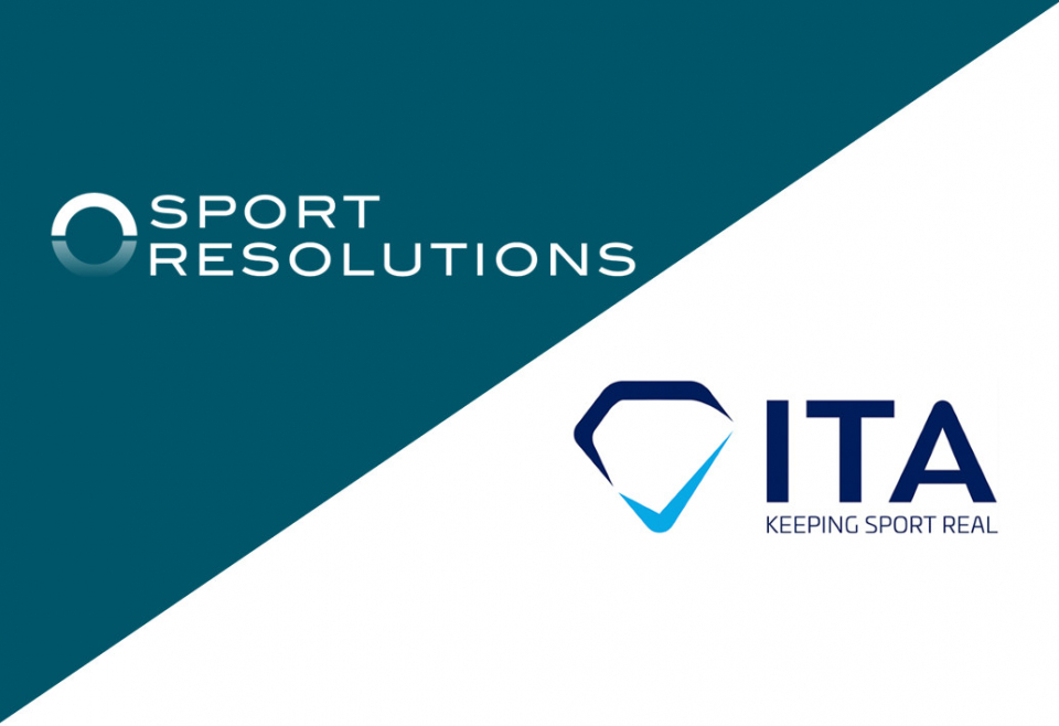 Sport Resolutions have partnered with the ITA ©ITA