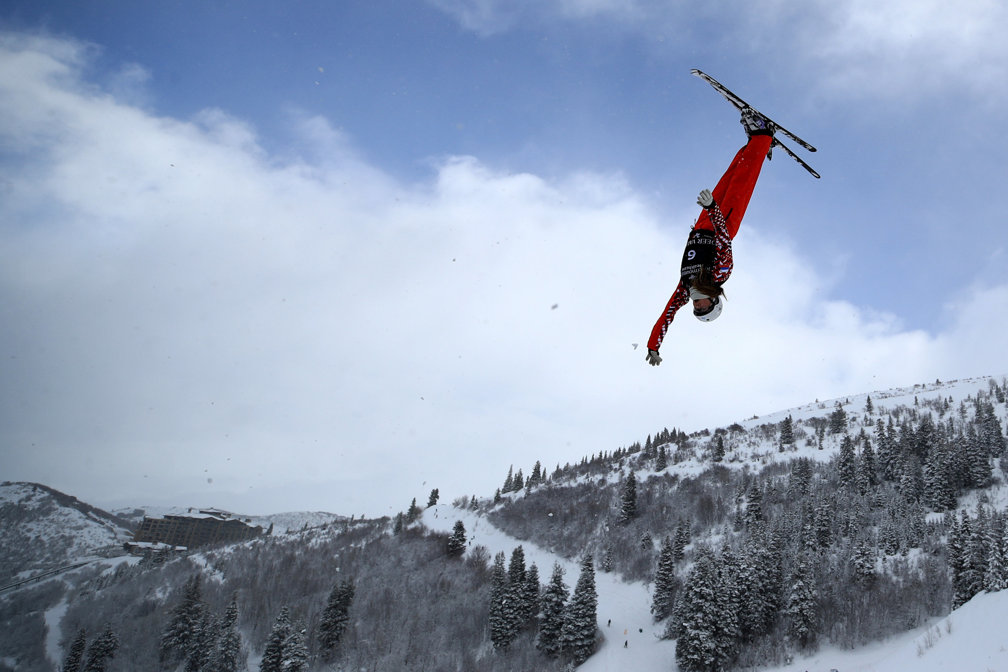 Deer Valley staged the FIS Freestyle Ski and Snowboarding World Championships - which included aerials and moguls - in 2019 ©Getty Images