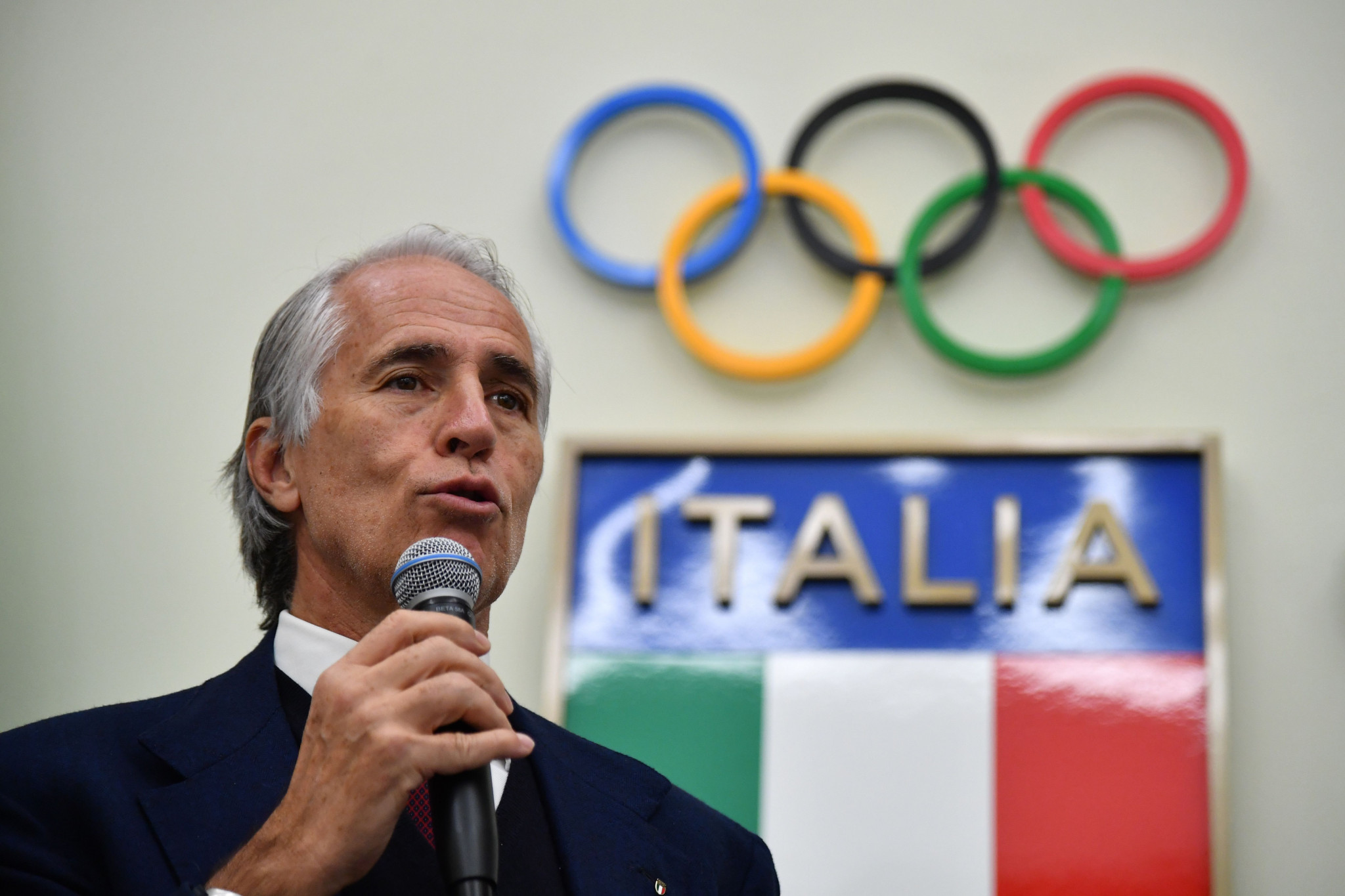 """Italian NOC will """"never"""" ask for Tokyo 2020 athletes to get vaccine ahead of others"""