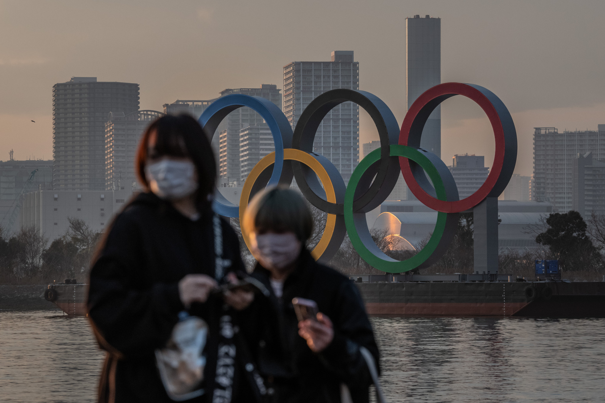 Tokyo has been placed under a state of emergency since the beginning of January ©Getty Images