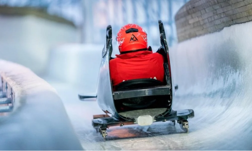 Para bobsleigh misses out on Milan Cortina 2026 place