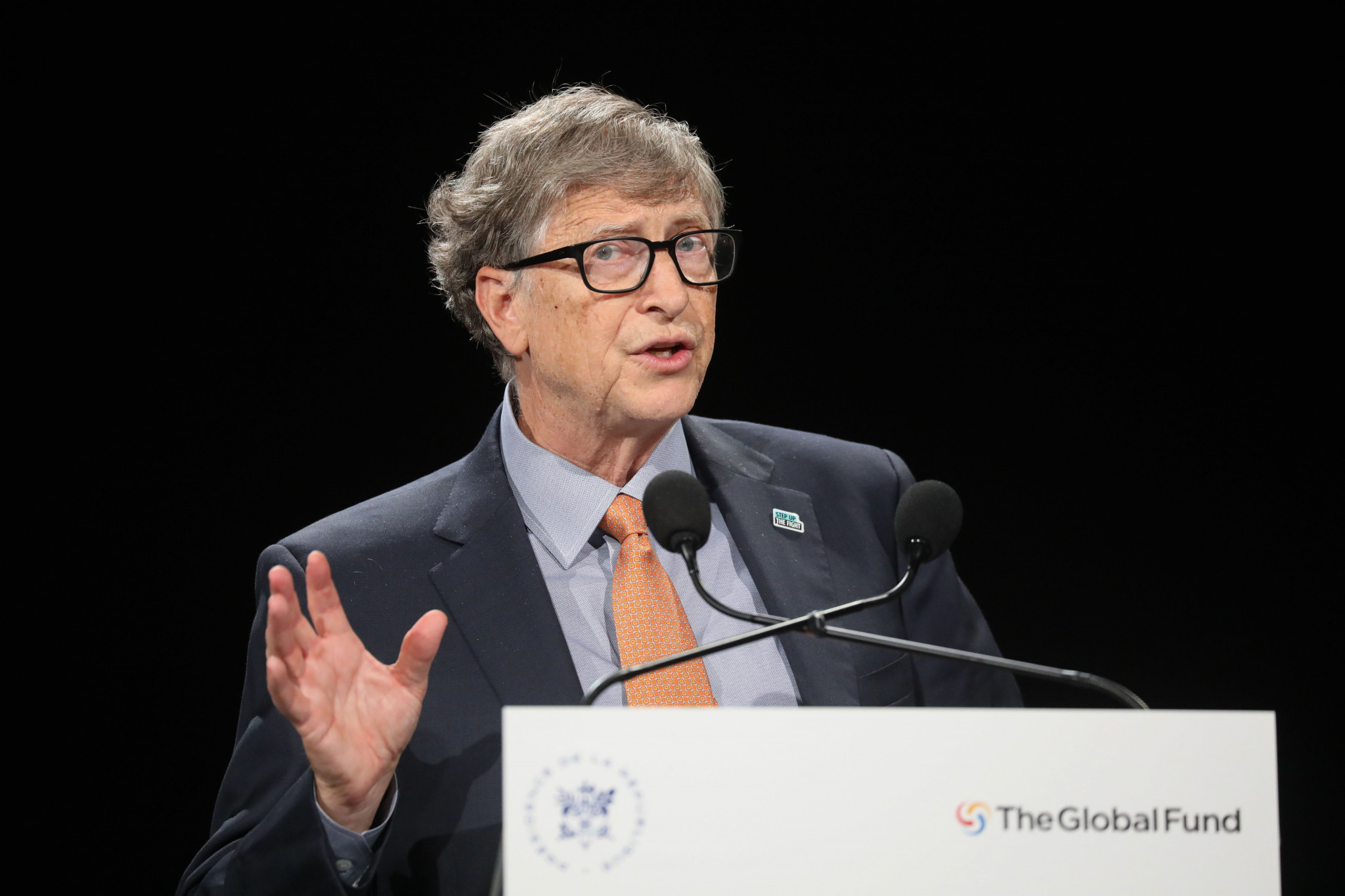 Billionaire philanthropist Bill Gates has claimed the staging of Tokyo 2020 is dependent on the COVID-19 vaccine rollout ©Getty Images
