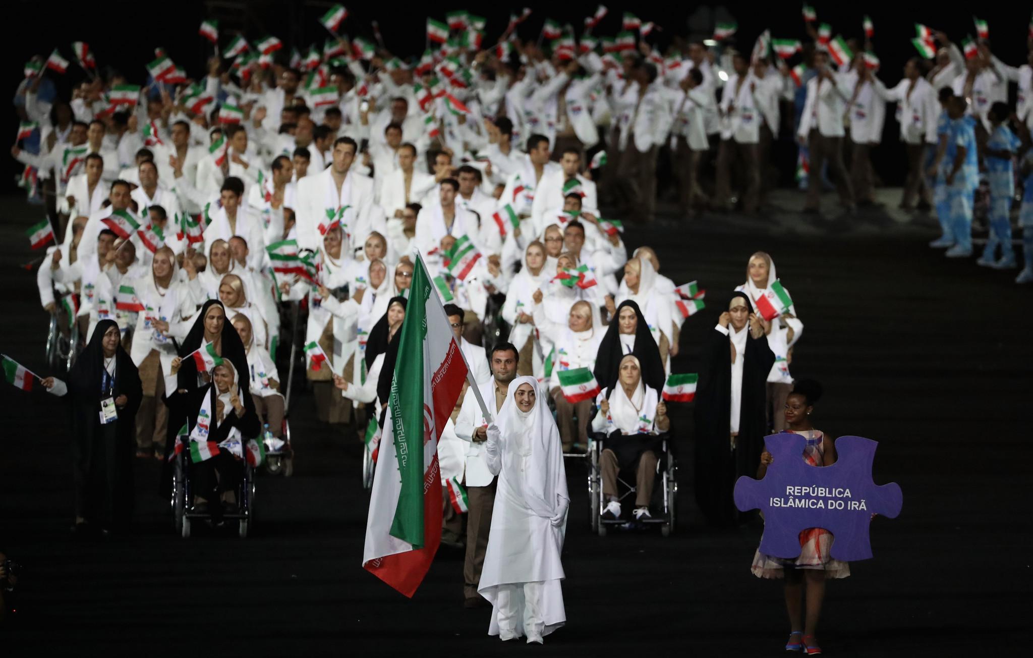 Iran top medal table at Asian Parataekwondo Championships