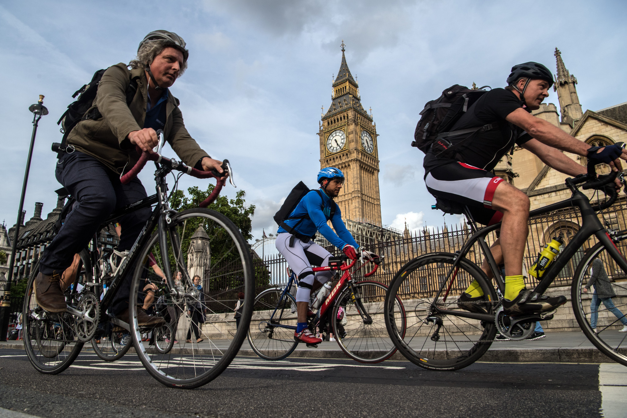 This year's RideLondon Festival of Cycling has been cancelled ©Getty Images
