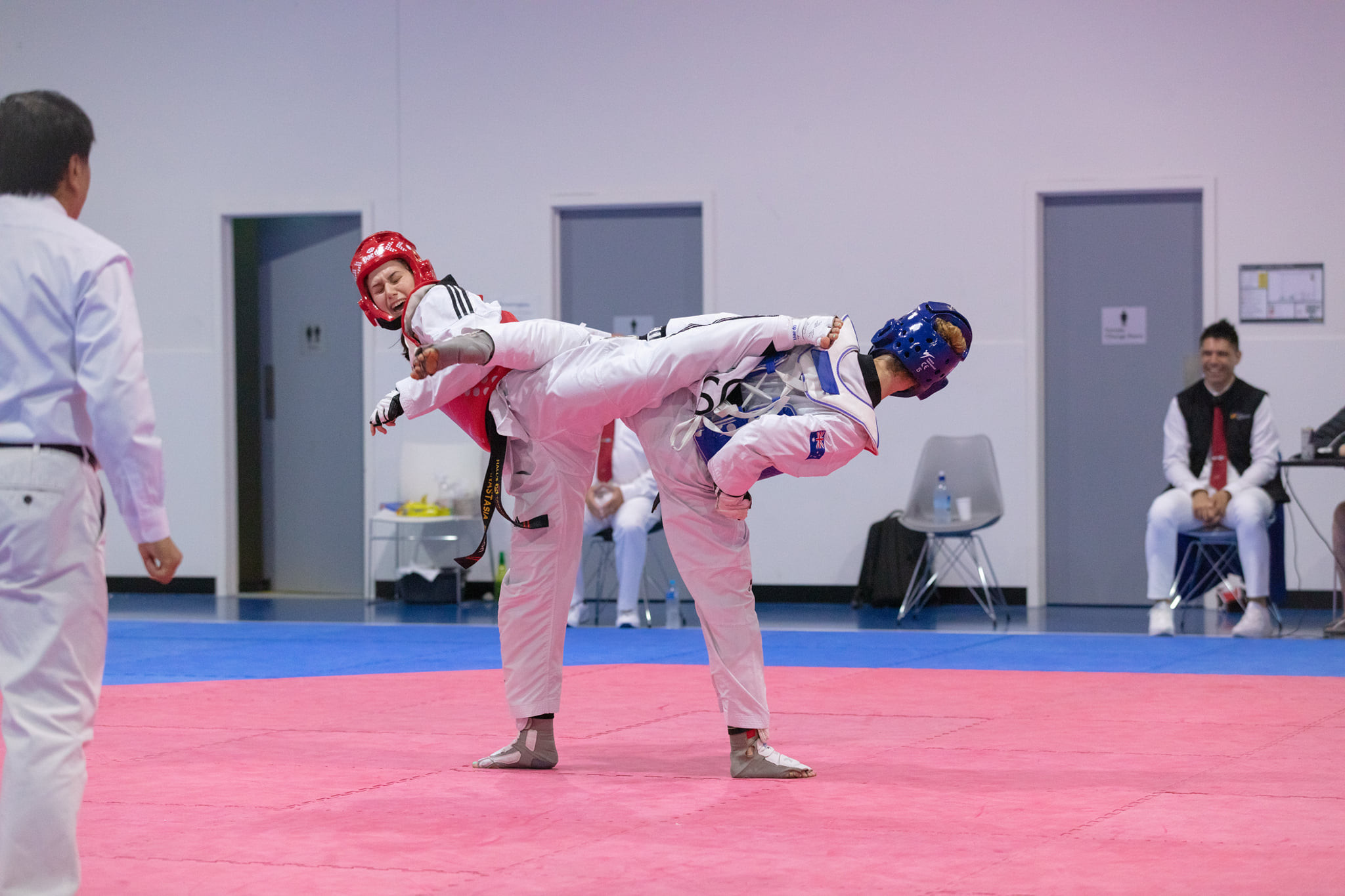 Australian Taekwondo held a national training camp in Melbourne ©Facebook