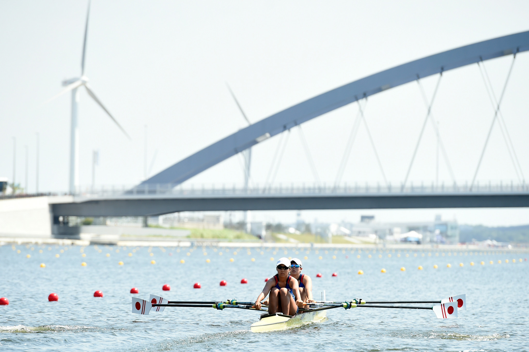 Tokyo is to host the Asia and Oceania Continental Olympic Qualification Regatta ©Getty Images