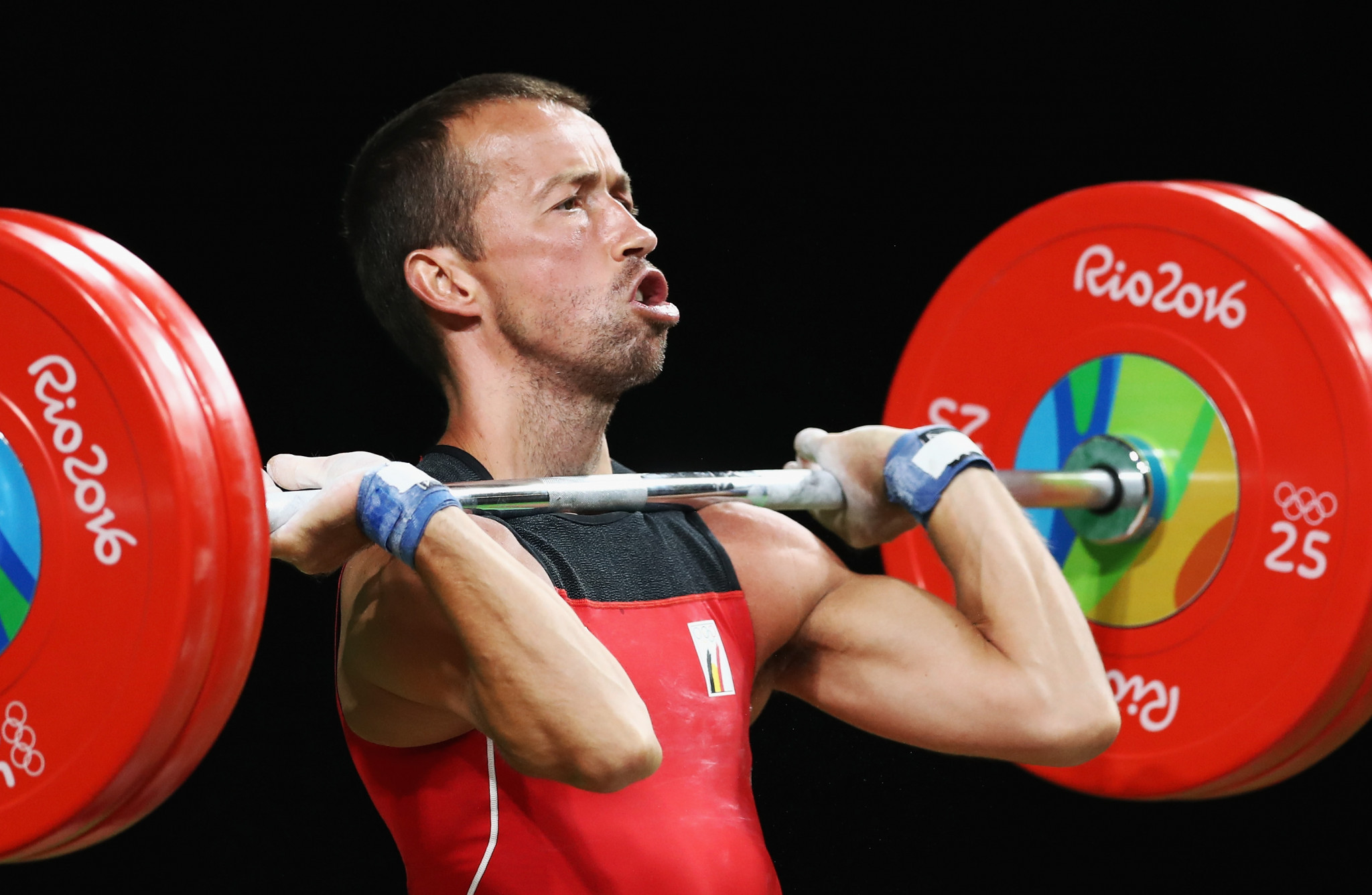 Tom Goegebuer, President of the Belgian Weightlifting Federation, is among those urging the IWF to publish the list of electoral candidates ©Getty Images