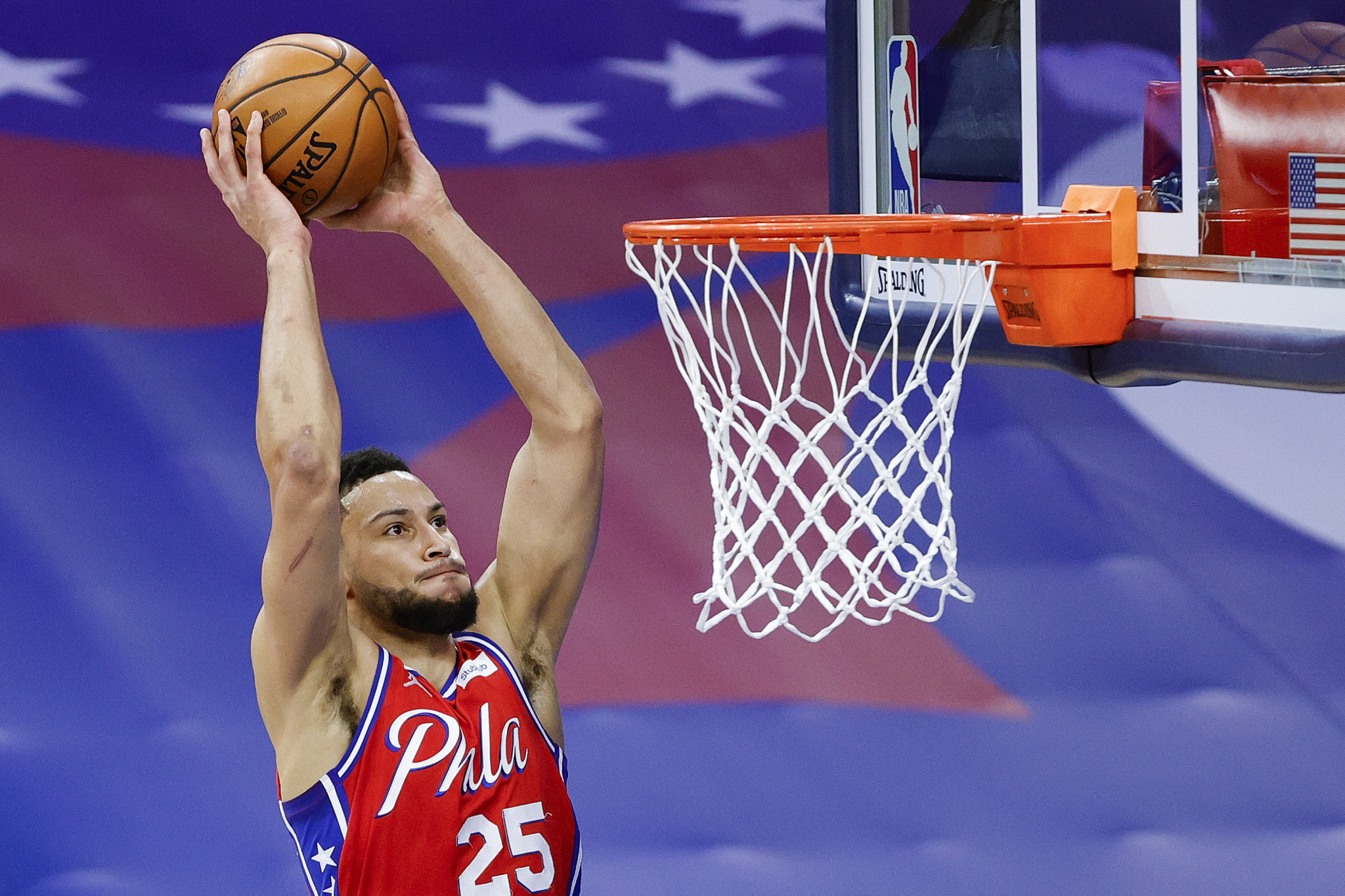 Ben Simmons has been named to the Australian men's basketball Olympic team ©Getty Images