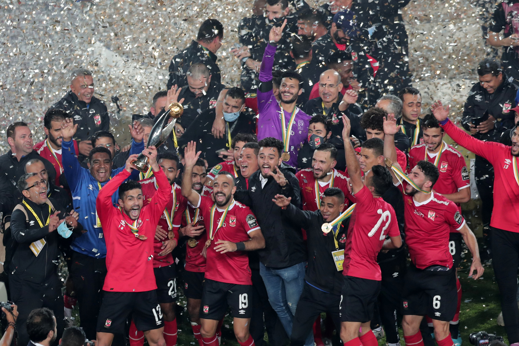 Al Ahly aiming to upset at FIFA Club World Cup in Doha