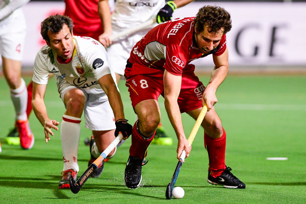 FIH Hockey Pro League to resume with double-header between Belgium and Spain