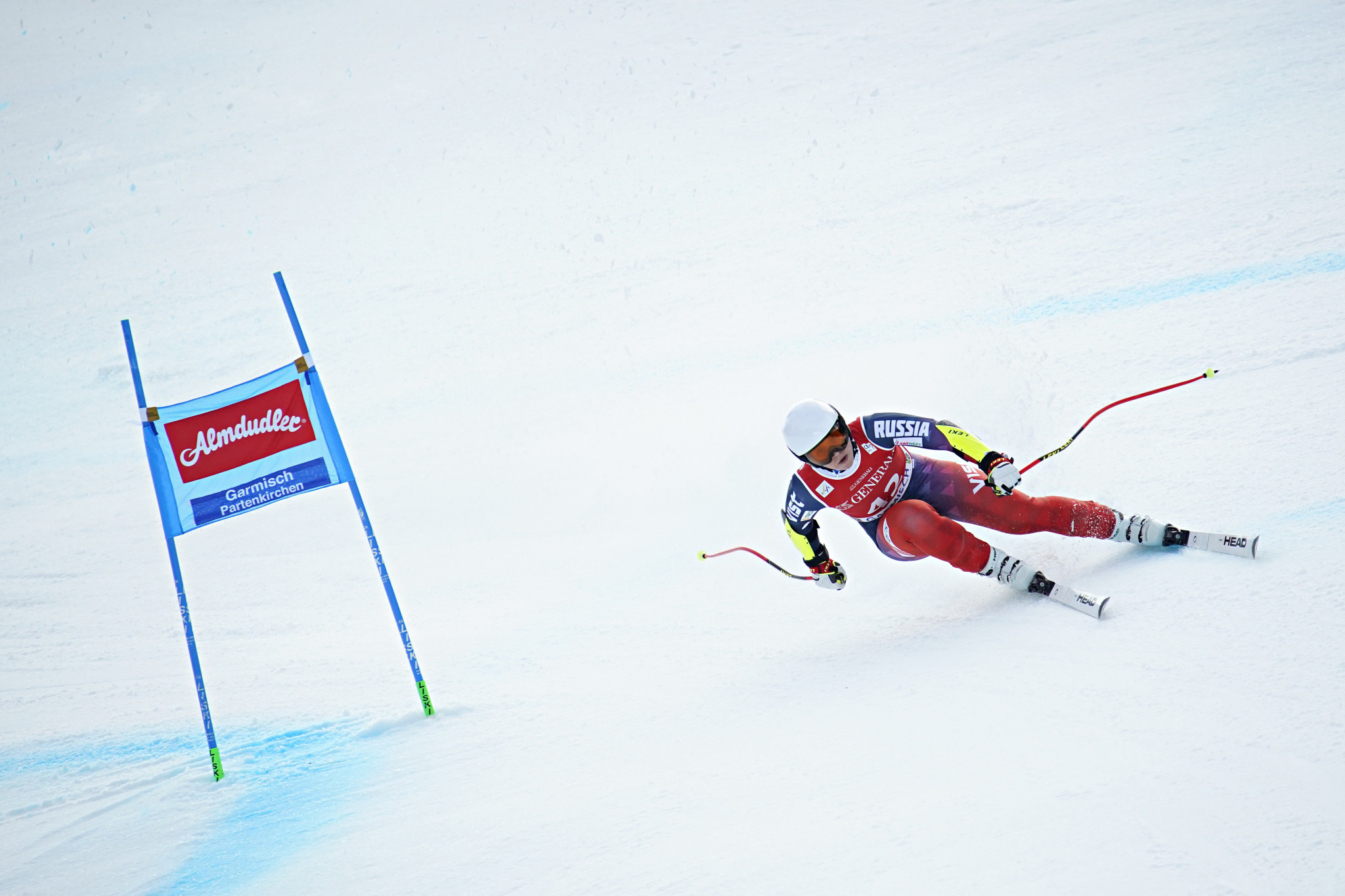 Russian athletes will compete as the Russian Ski Federation at upcoming FIS World Championships ©Getty Images