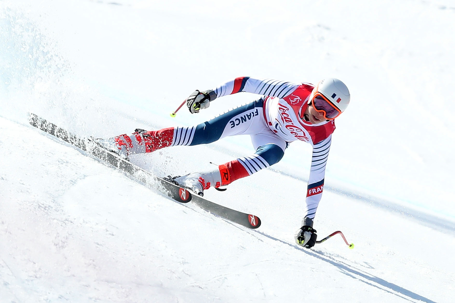 Bauchet bounces back with super-G win at World Para Alpine Skiing World Cup in Saalbach
