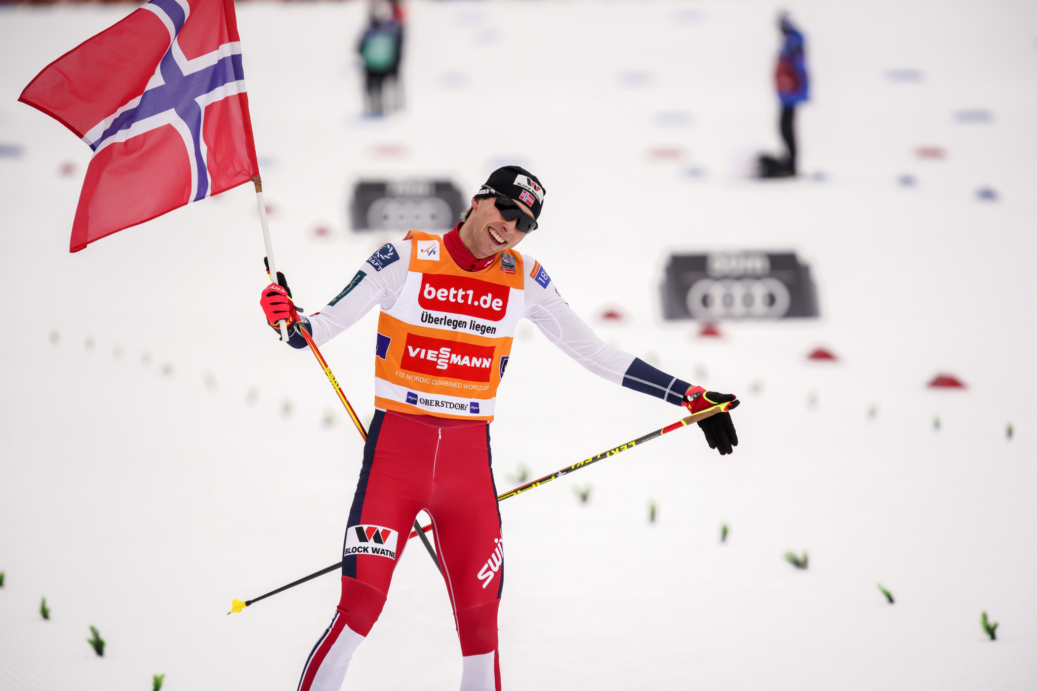 Overall leader Riiber to miss FIS Nordic Combined World Cup in Klingenthal
