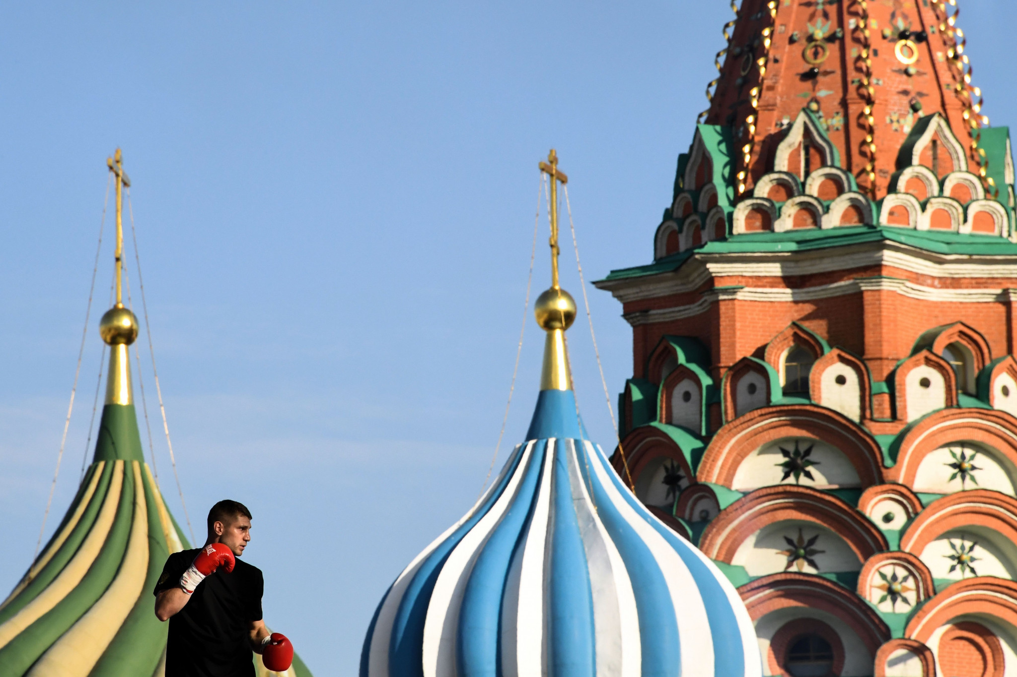The Russian city of Moscow is hosting the relaunched Boxing World Cup in 2022 ©Getty Images