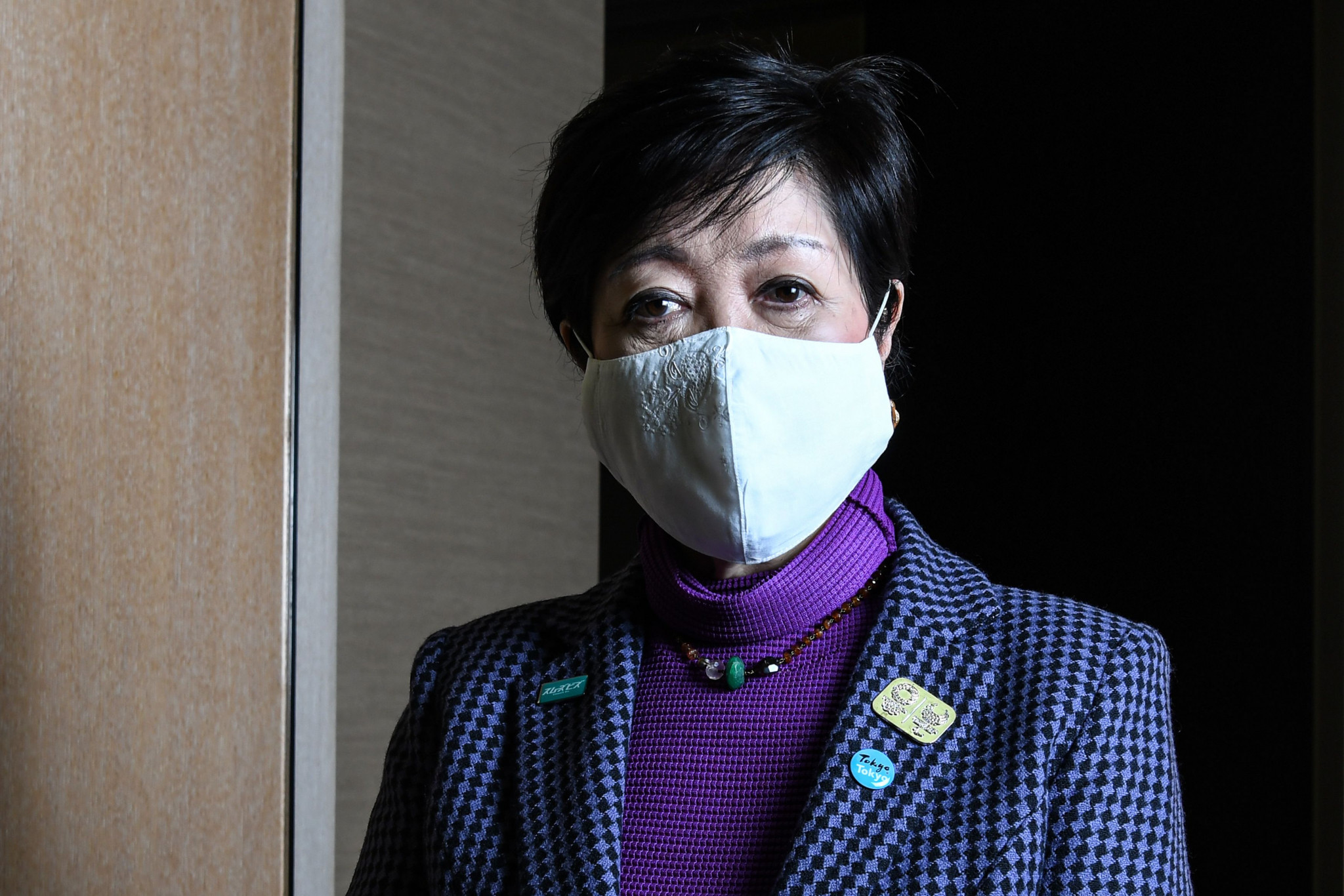 Yuriko Koike, Tokyo's first female Governor, has said the comments are a big problem for the Games ©Getty Images