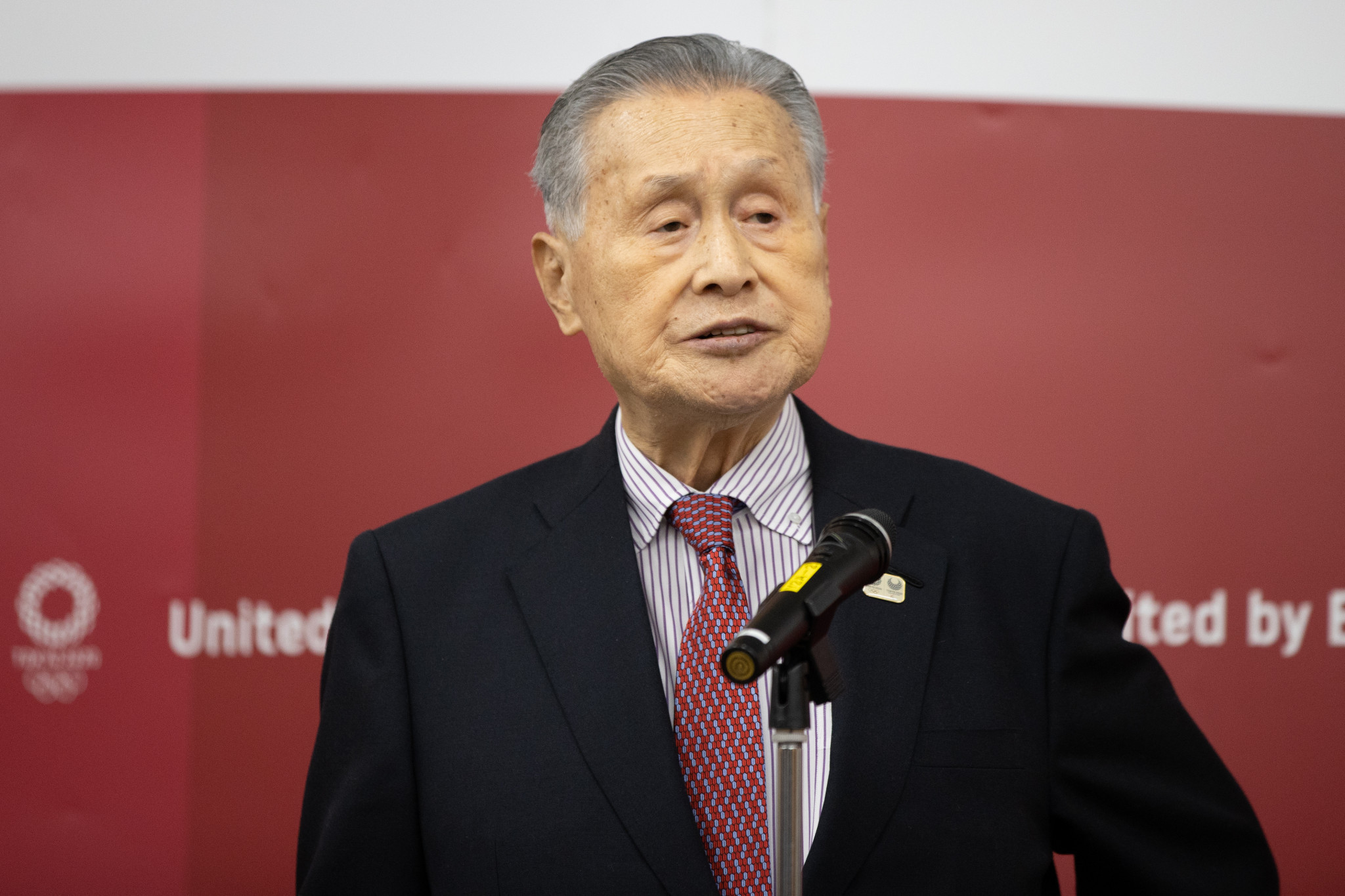 Tokyo 2020 President Mori convinced not to resign after sexist comments, report claims