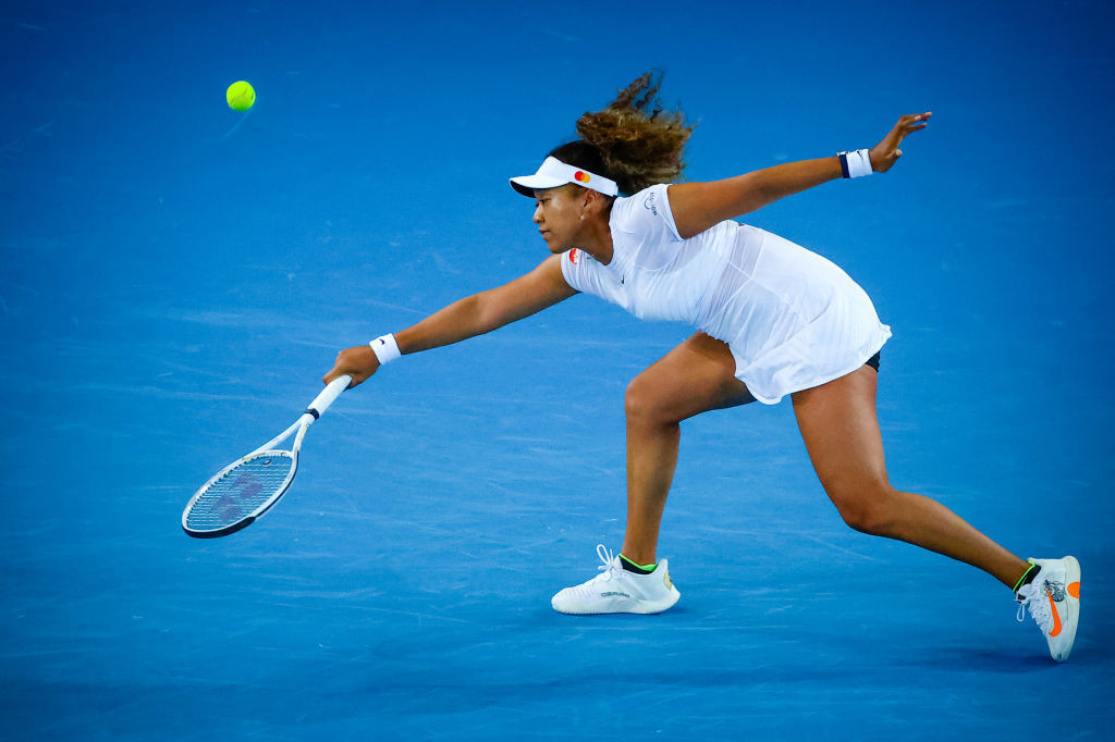 Naomi Osaka is among the high-profile people in Japan to have criticised the Tokyo 2020 President ©Getty Images