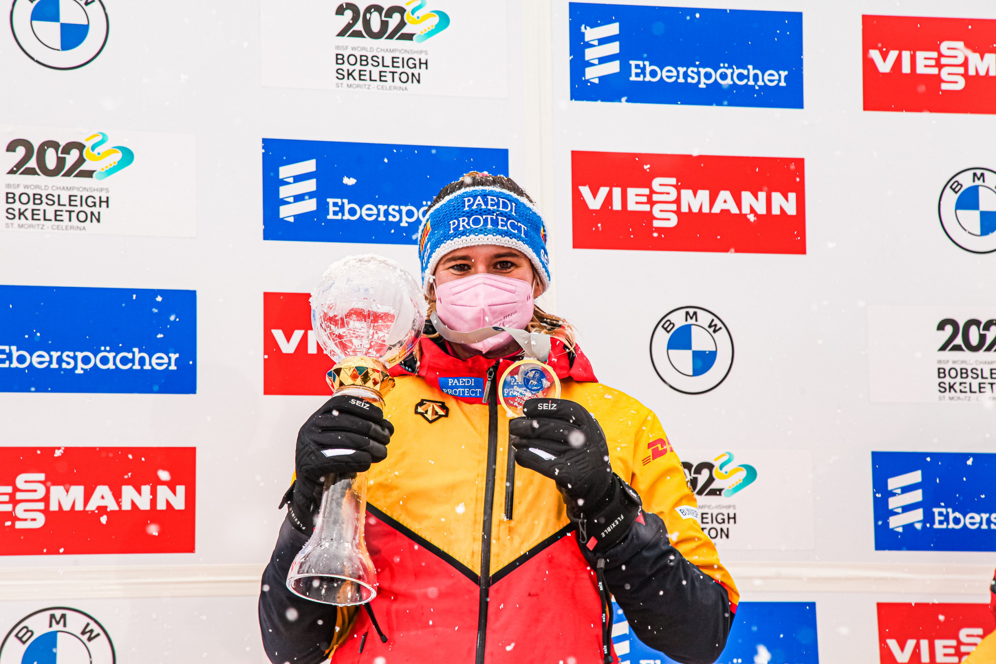 Geisenberger clinches eighth overall women's Luge World Cup title