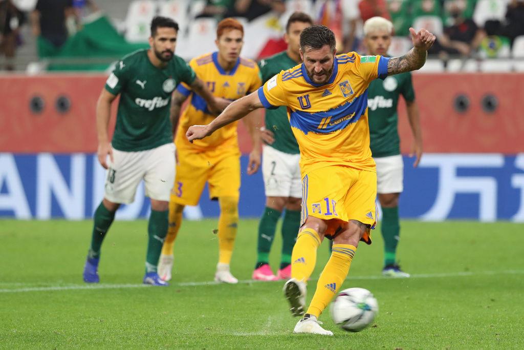 Tigres stun Palmeiras to reach FIFA Club World Cup final