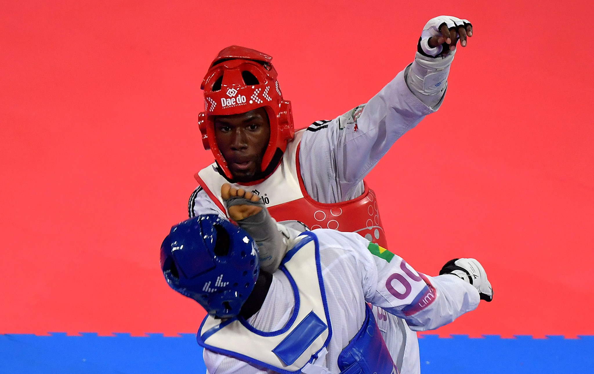 Taekwondo star Pié charts course to Tokyo 2020 after winning national award