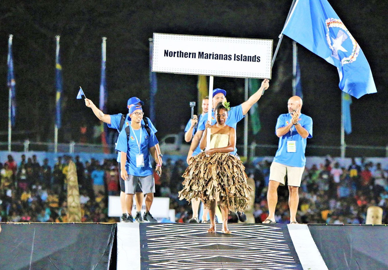 Northern Mariana Islands set to host golf tournament with proceeds going towards hosting of 2022 Pacific Mini Games