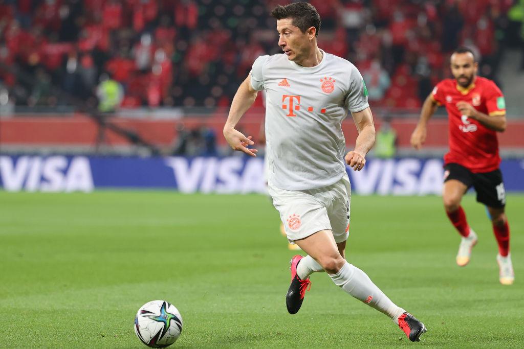 Lewandowski brace sends Bayern Munich through to FIFA Club World Cup final