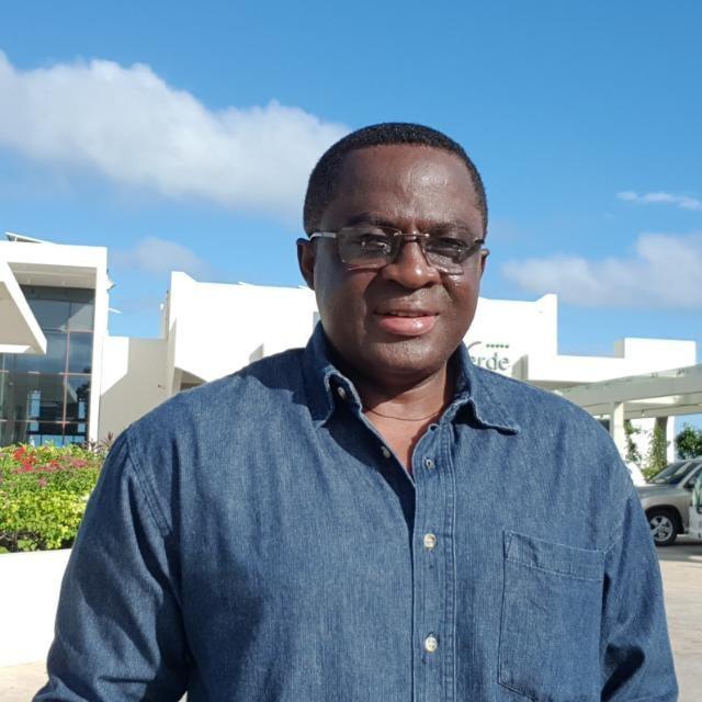 Ben Nunoo Mensah is seeking re-election as President of the Ghana Olympic Committee ©GOC/Facebook