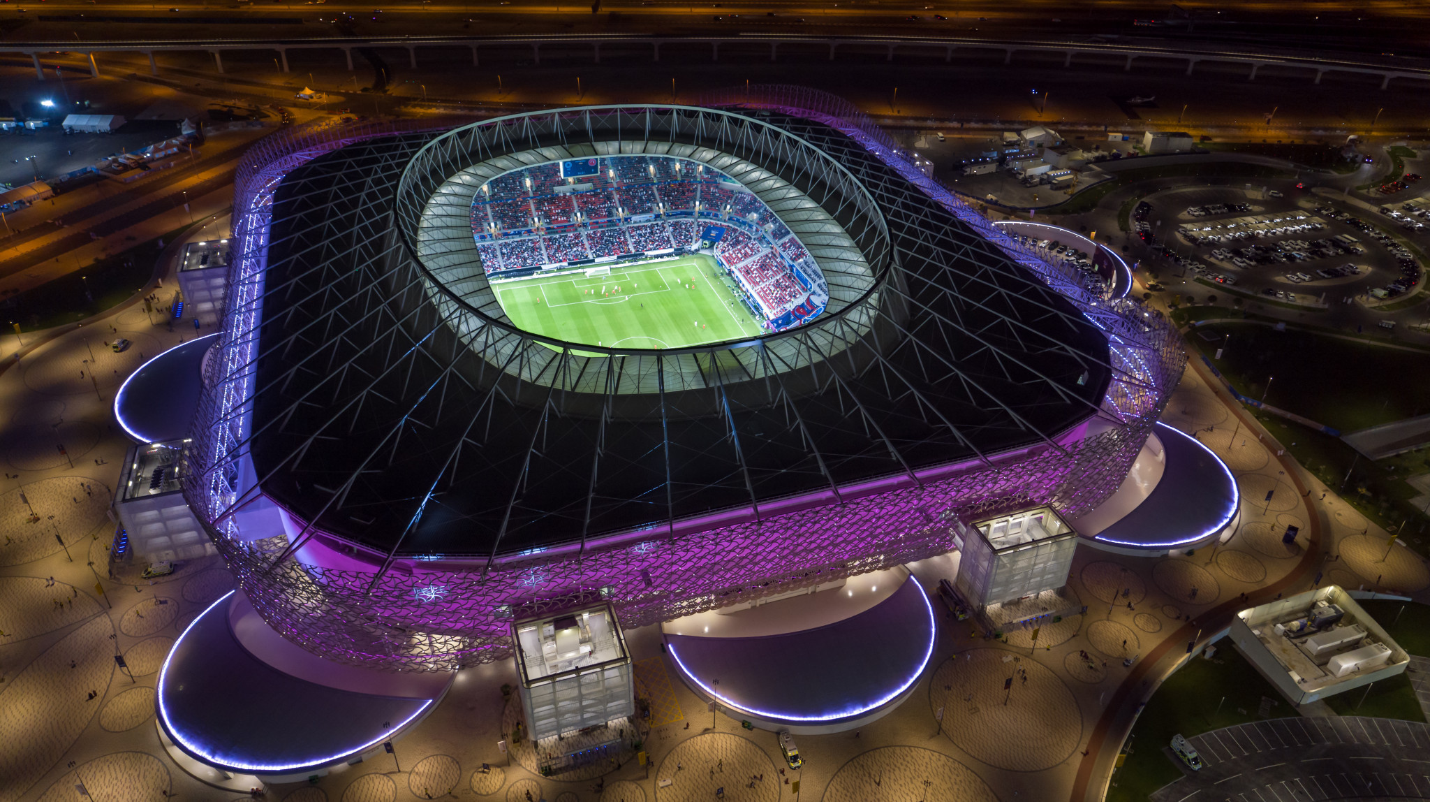 Qatar 2022 organisers confident of full stadiums at FIFA World Cup despite COVID threat