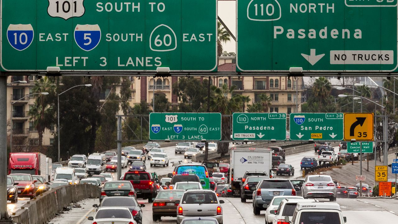 Supercomputers being employed to help ease Los Angeles traffic congestion before 2028 Olympics
