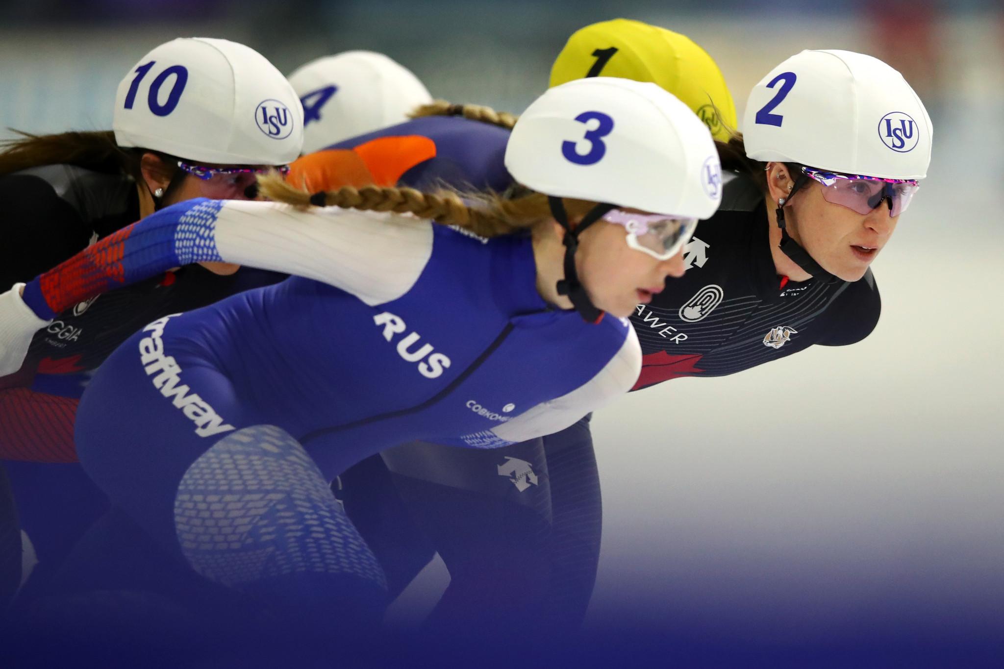 Fourteen titles available at ISU World Speed Skating Championships in Heerenveen