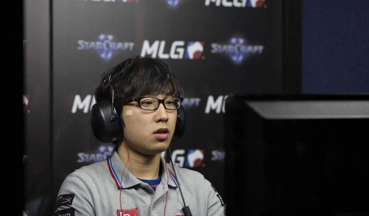 """Cho """"Trap"""" Sung-ho revealed his ambition to win a gold medal at the 2022 Asian Games ©Major League Gaming"""