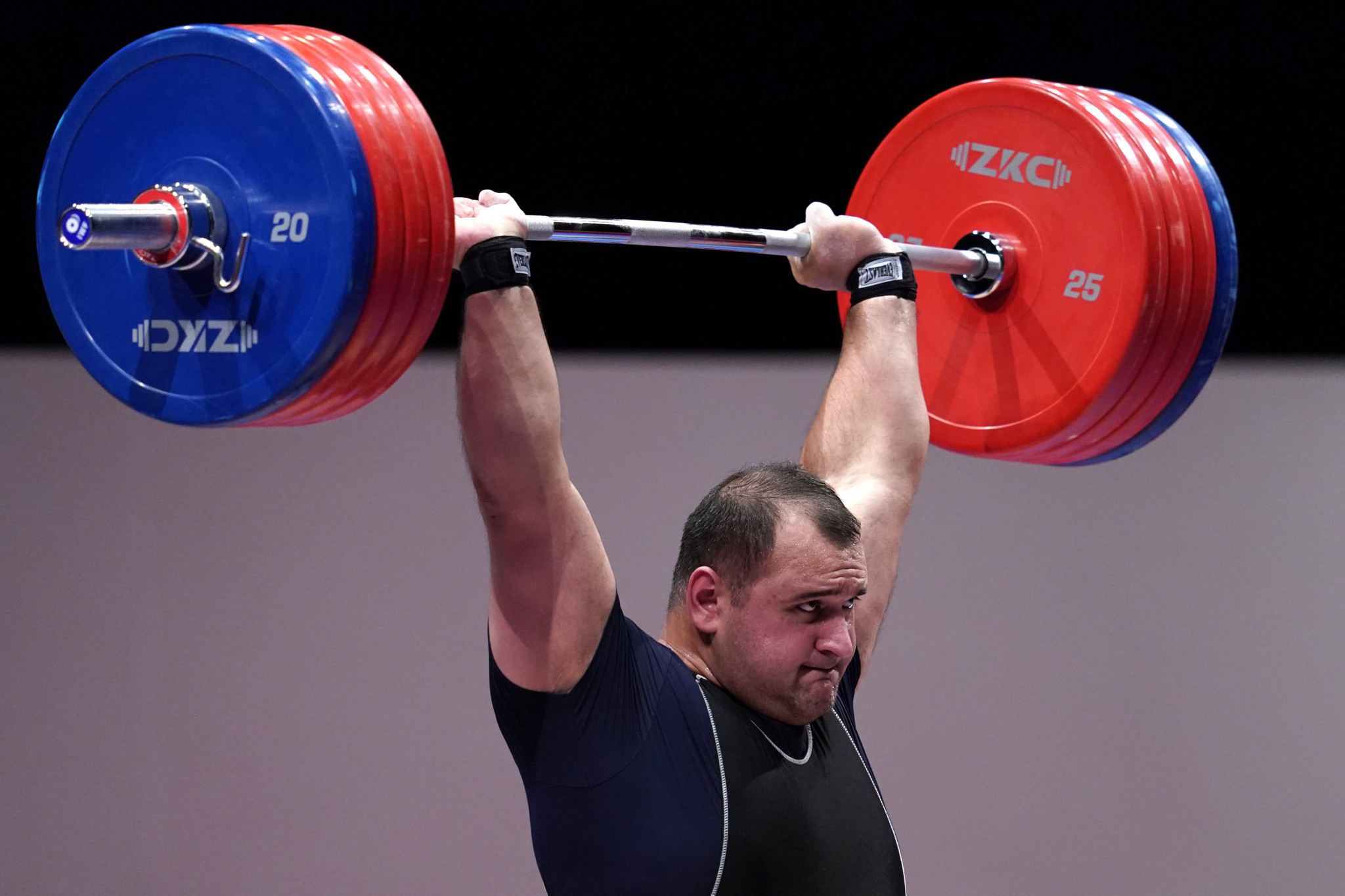 The European Weightlifting Championships are scheduled to take place in Moscow during April ©Getty Images