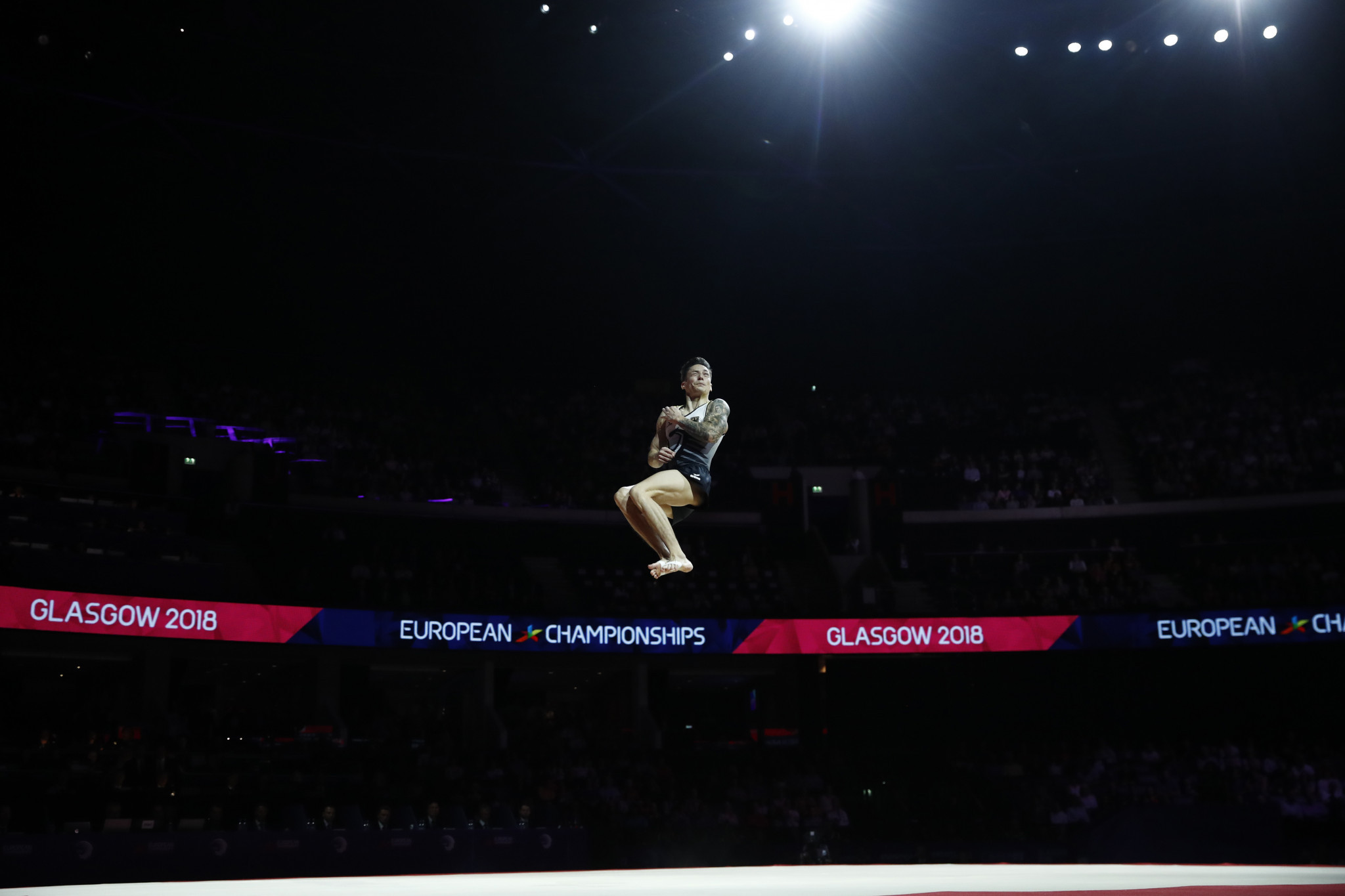Munich 2022 will be the second edition of the European Championships following their debut in Glasgow and Berlin in 2018 ©Getty Images