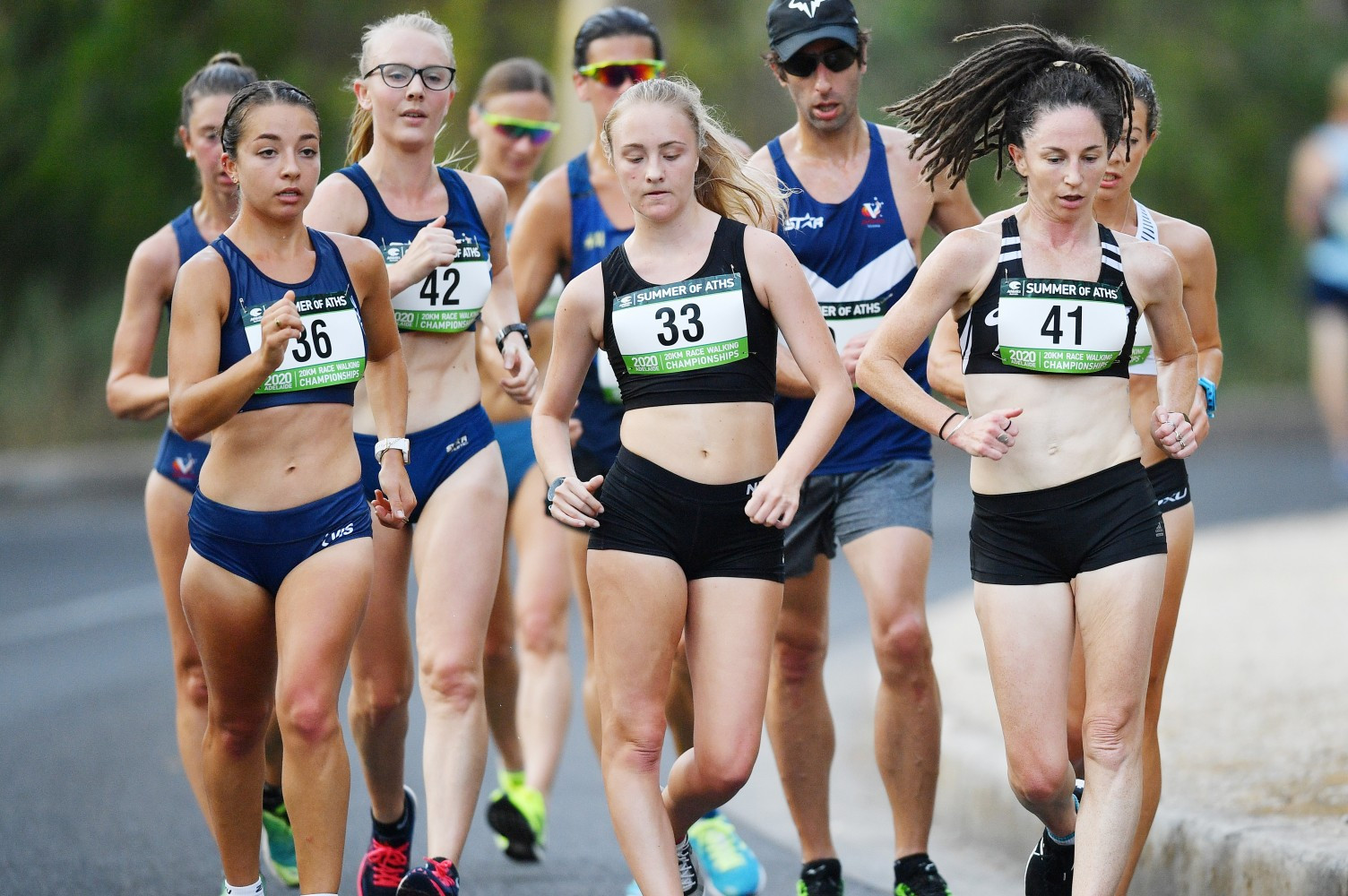 The Oceania and Australian 20km Race Walking Championships in Adelaide has been postponed due to COVID-19 ©Athletics Australia