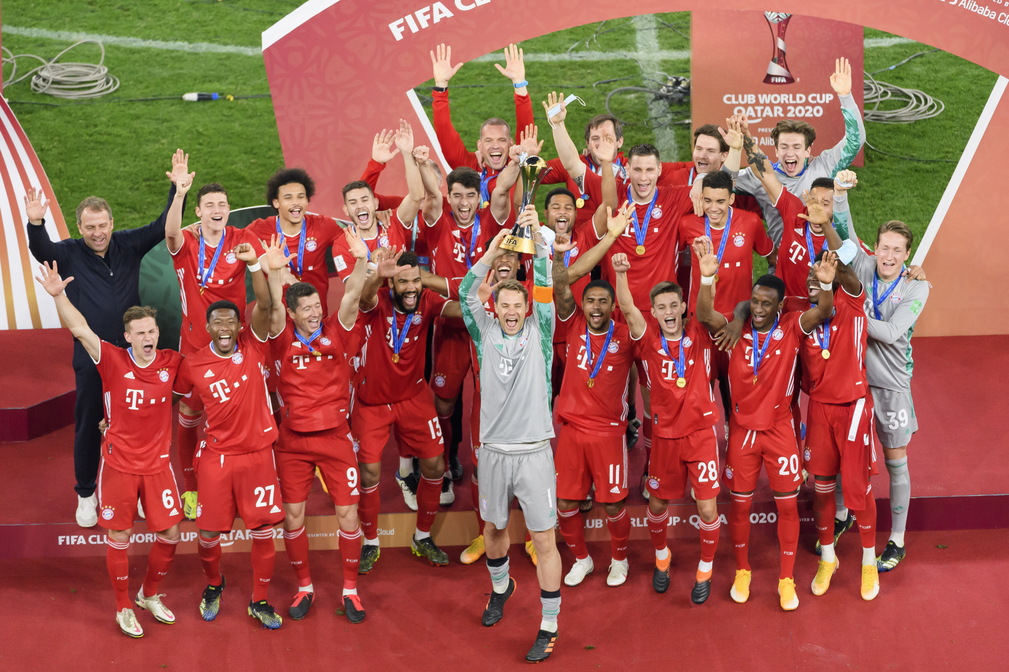 Pavard goal gives Bayern Munich second FIFA Club World Cup title