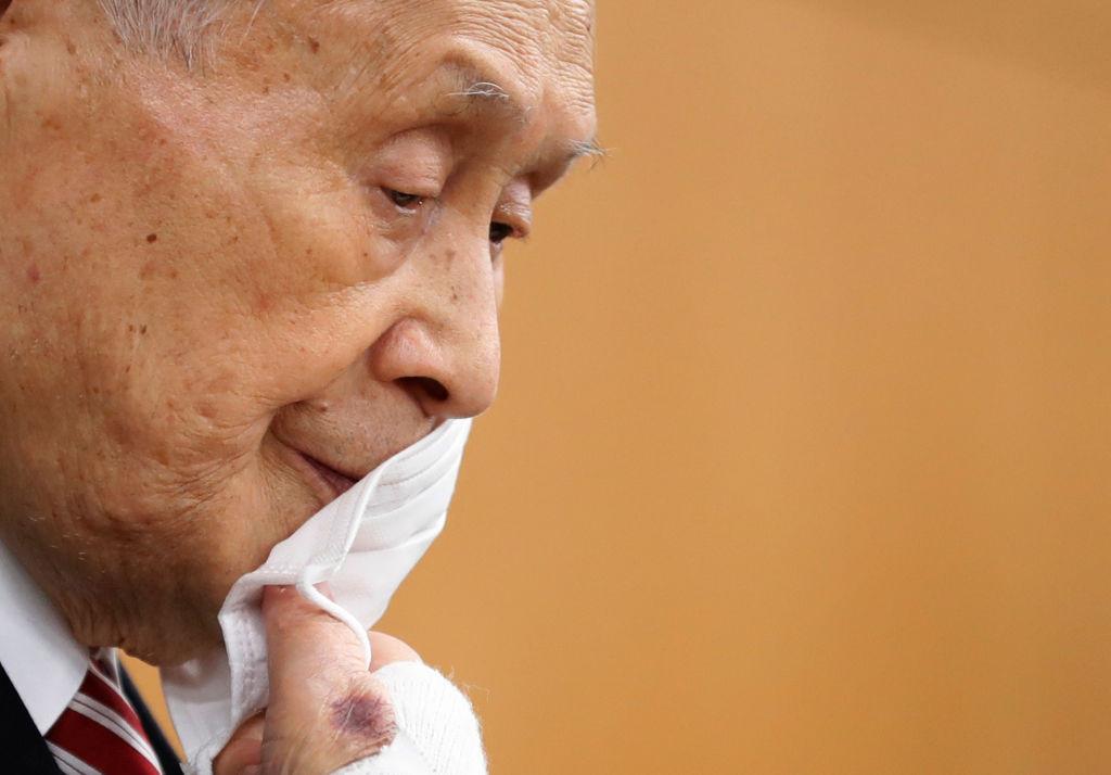 Mori resigns as Tokyo 2020 President over sexism row