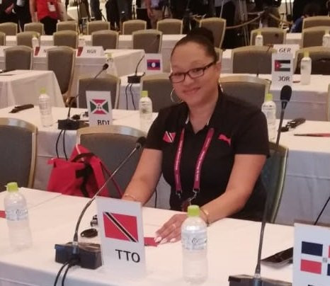 Santana appointed Chef de Mission for Trinidad and Tobago at Tokyo 2020