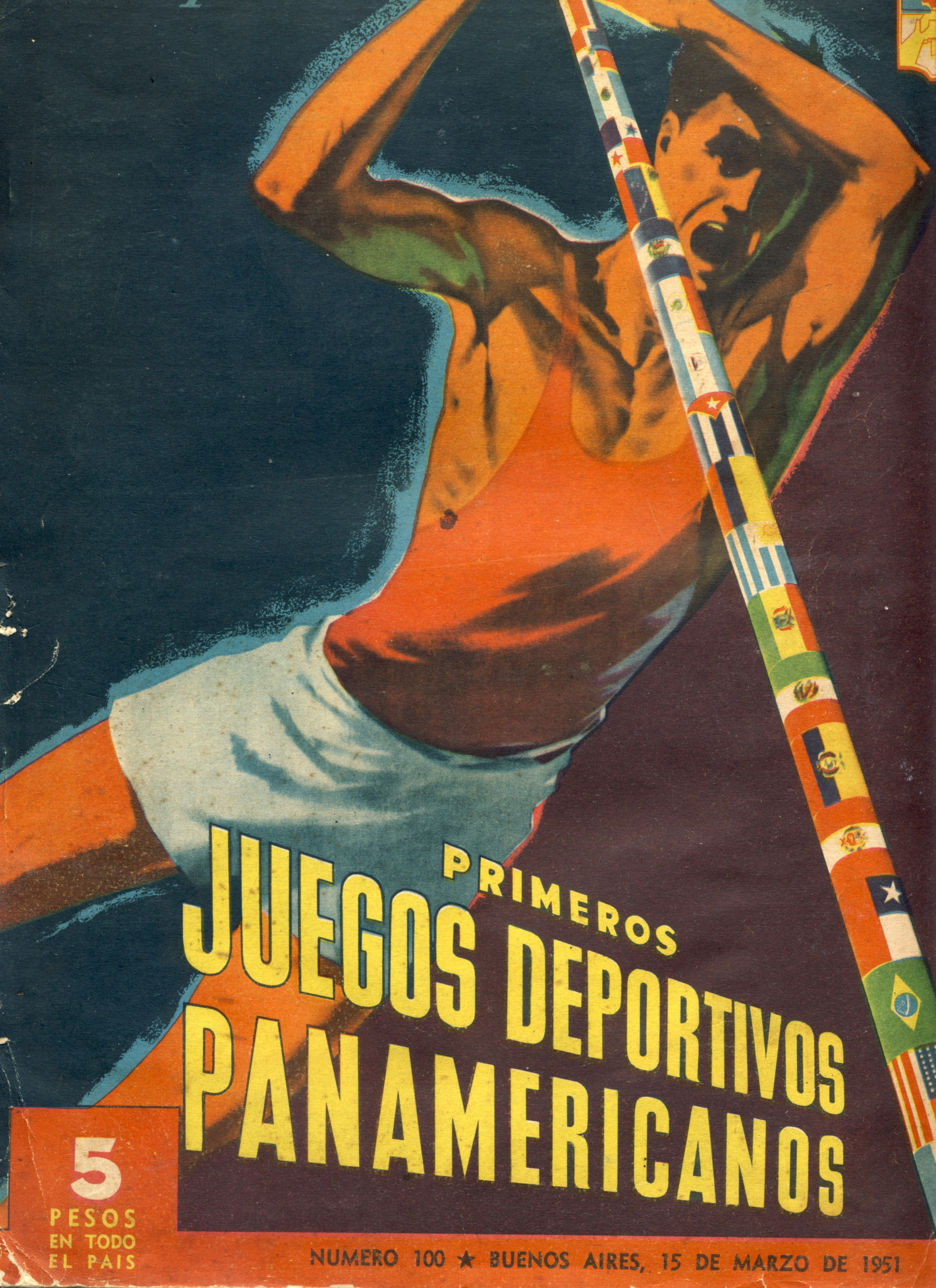 Buenos Aires held the first Pan American Games in 1951 ©Mundo Deportivo