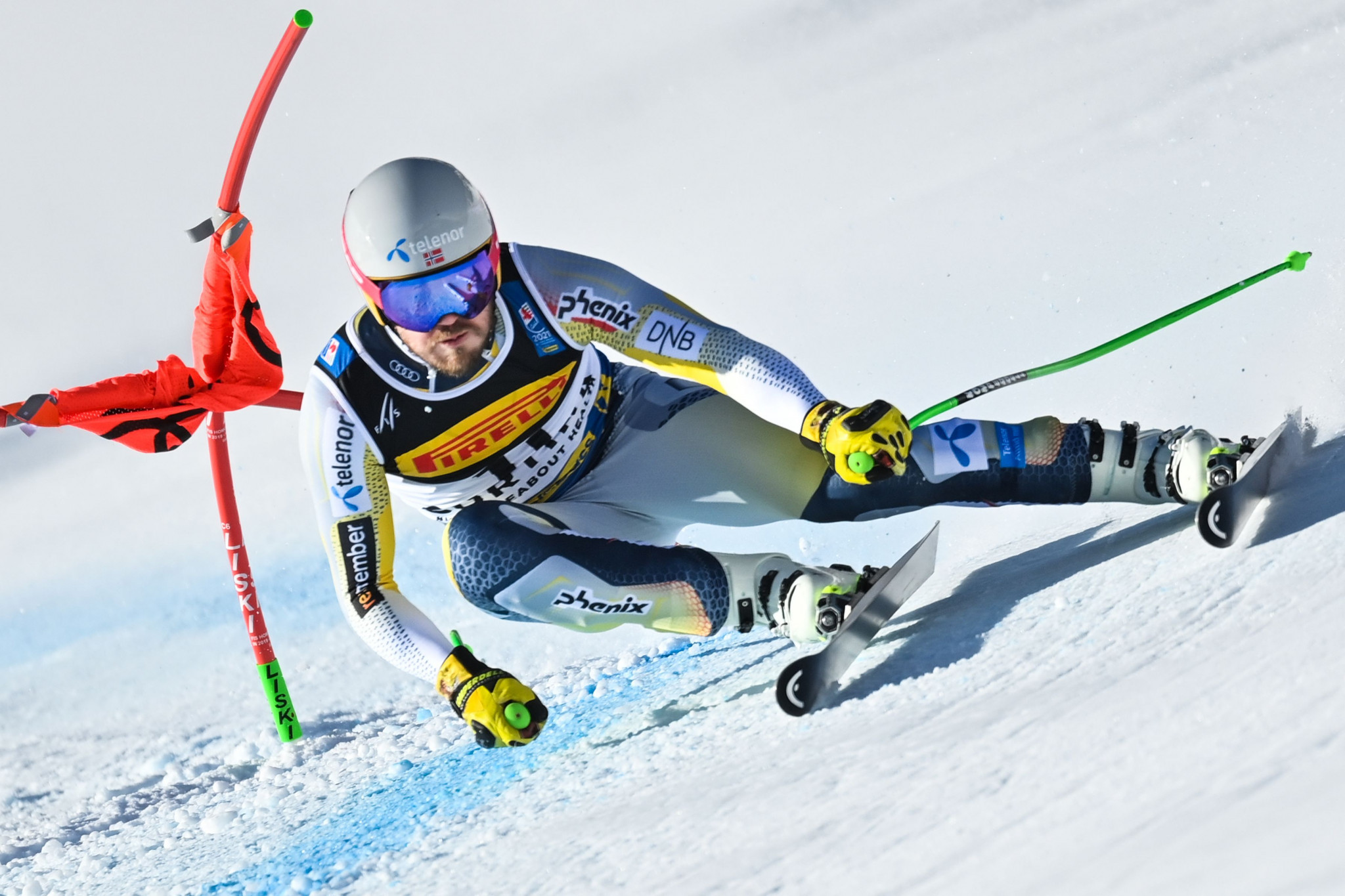 Kvitfjell will no longer stage the men's Alpine Ski World Cup contest next month ©Getty Images